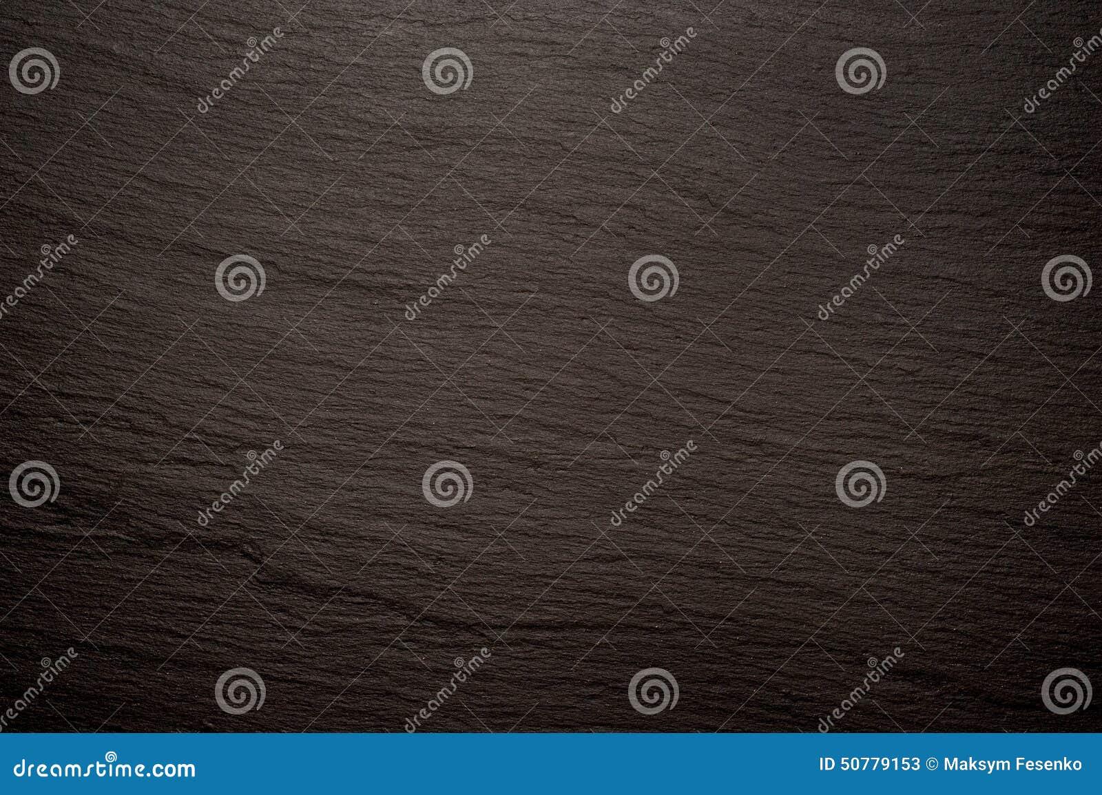 Czarny łupkowy tekstury tła wizerunek