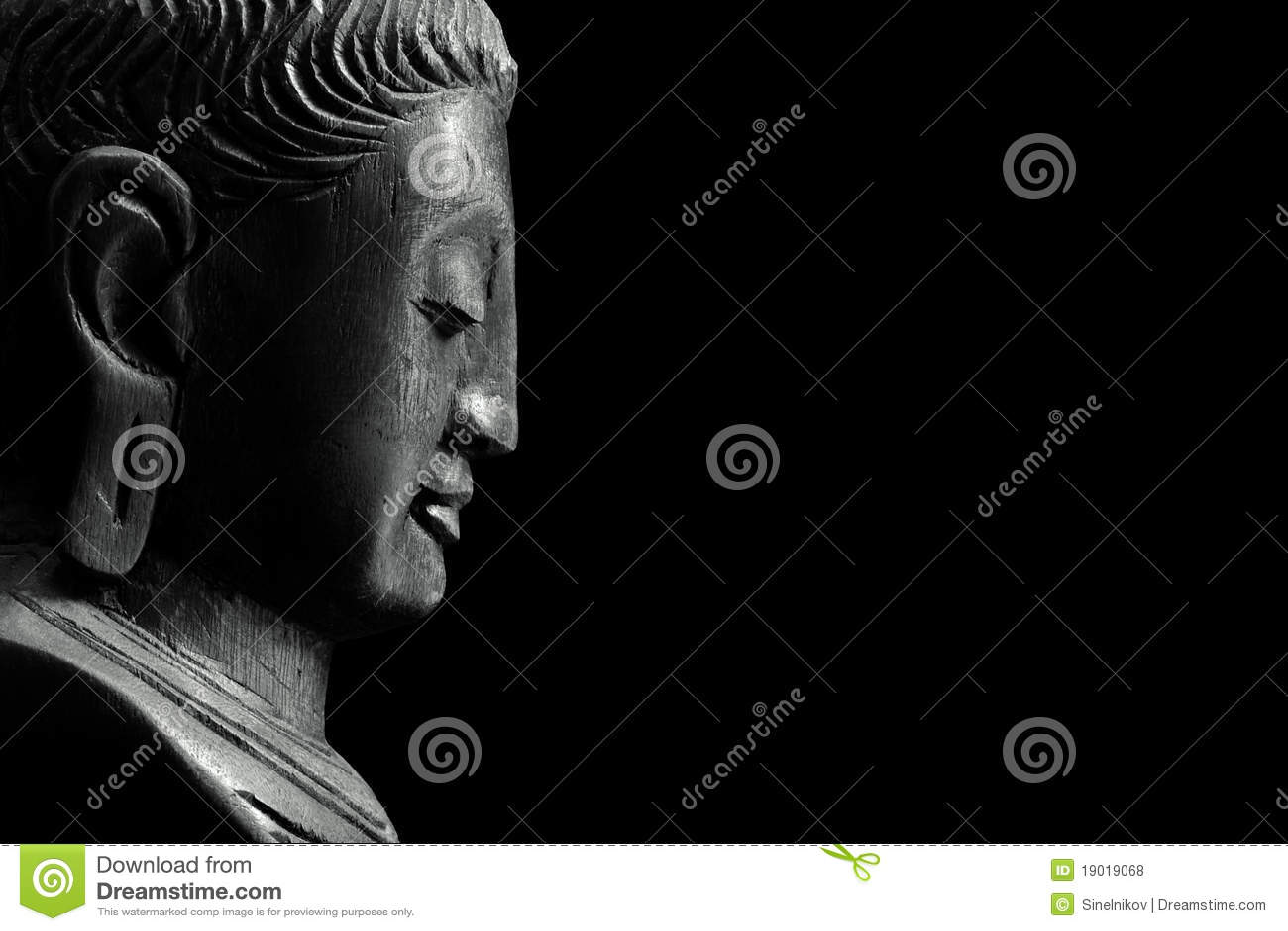 Czarny Buddha