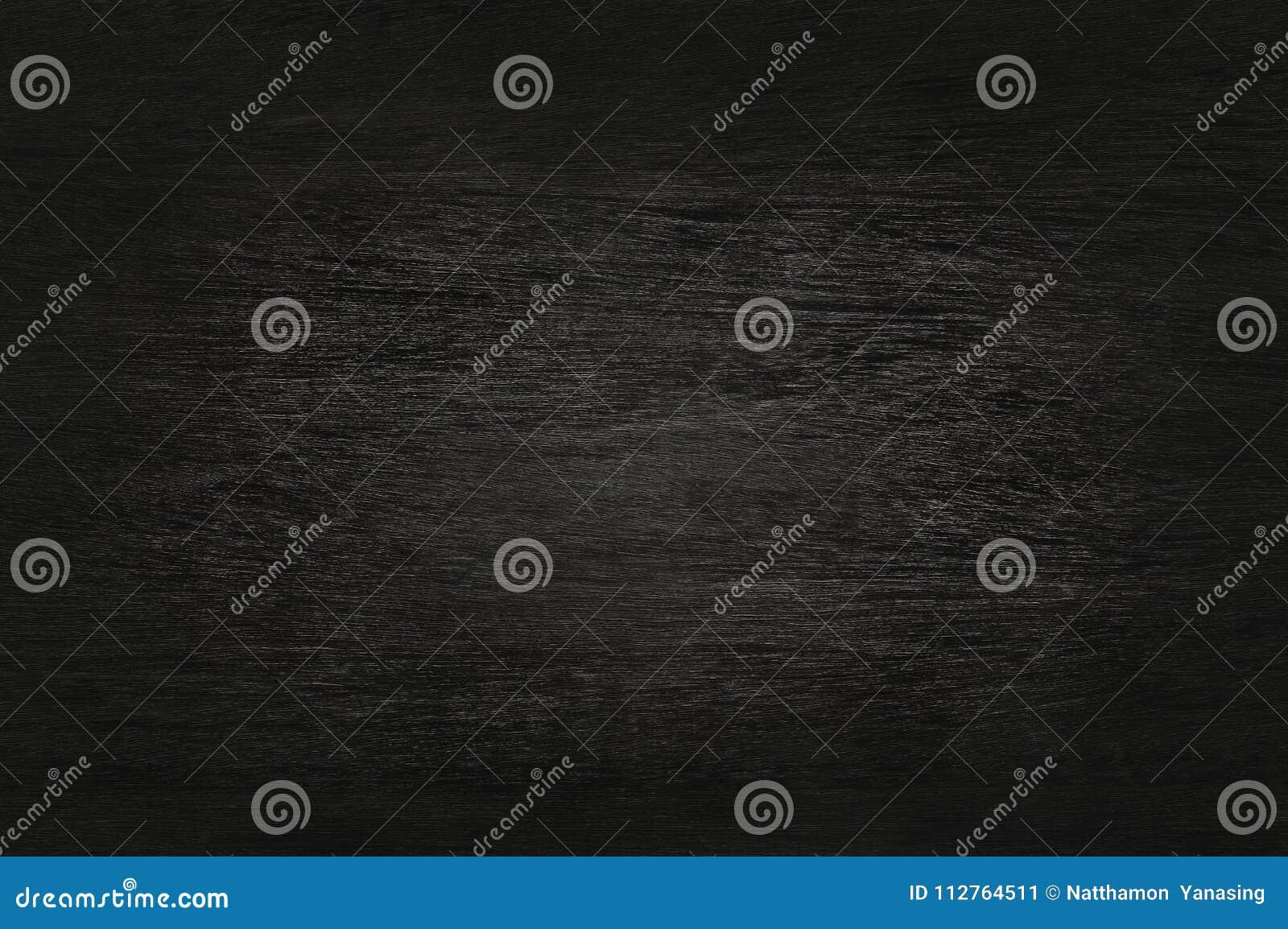 Czarny drewniany ścienny tło, tekstura zmrok barkentyny drewno