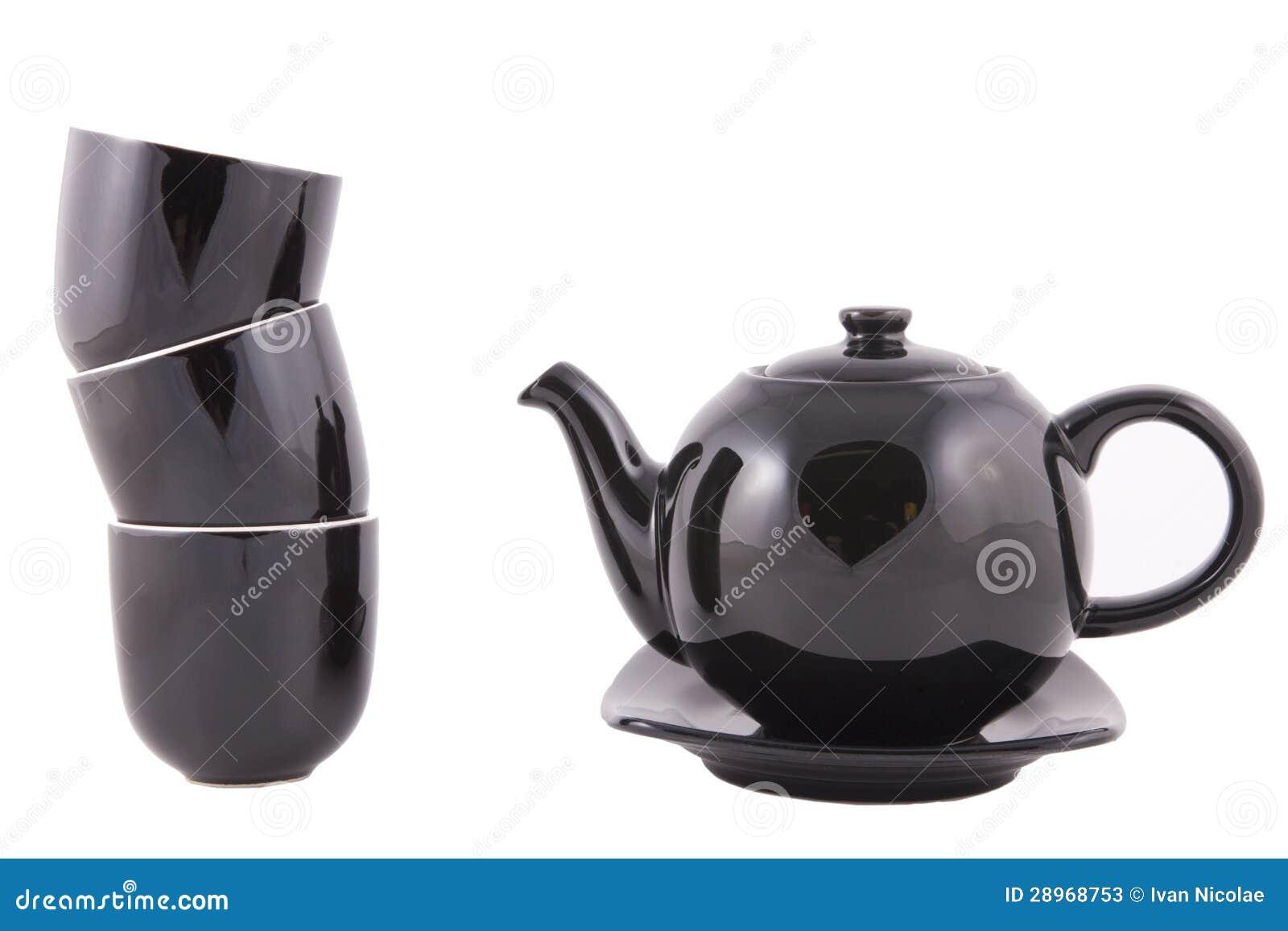 Czarny herbaciany ustawiający Chiny