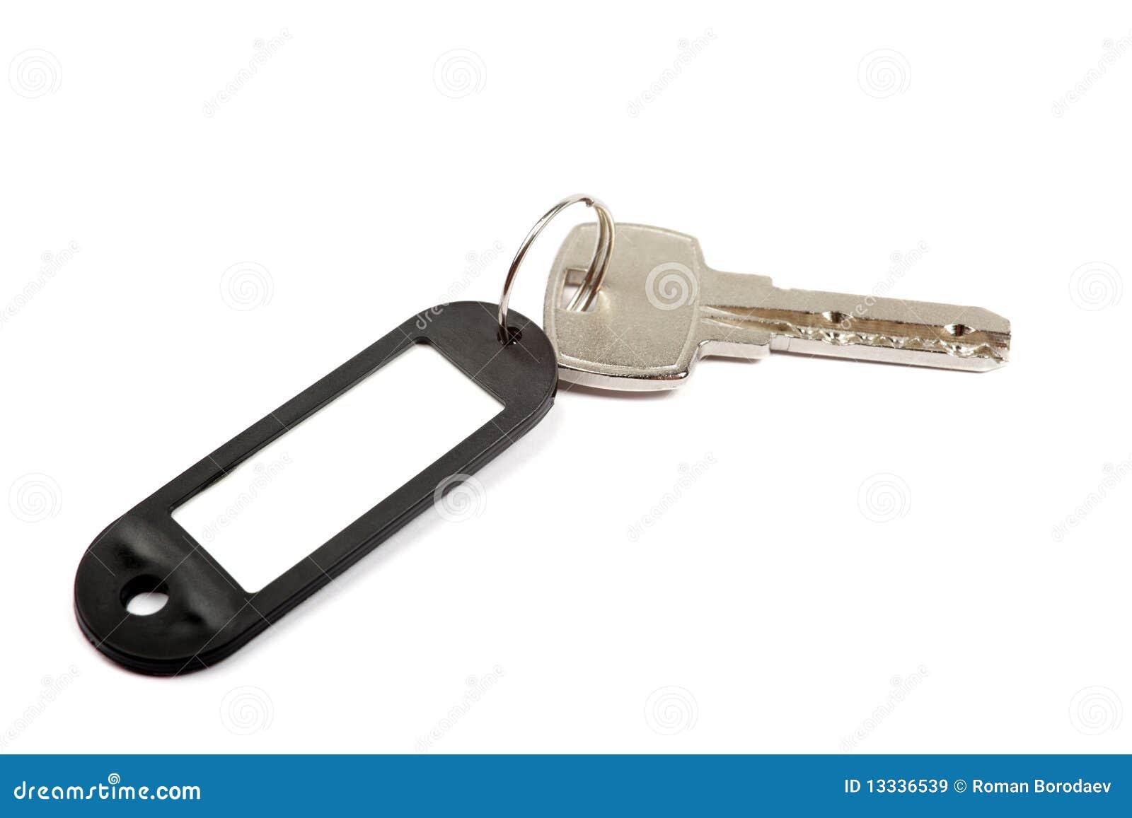 Czarny kluczowa błyskotka