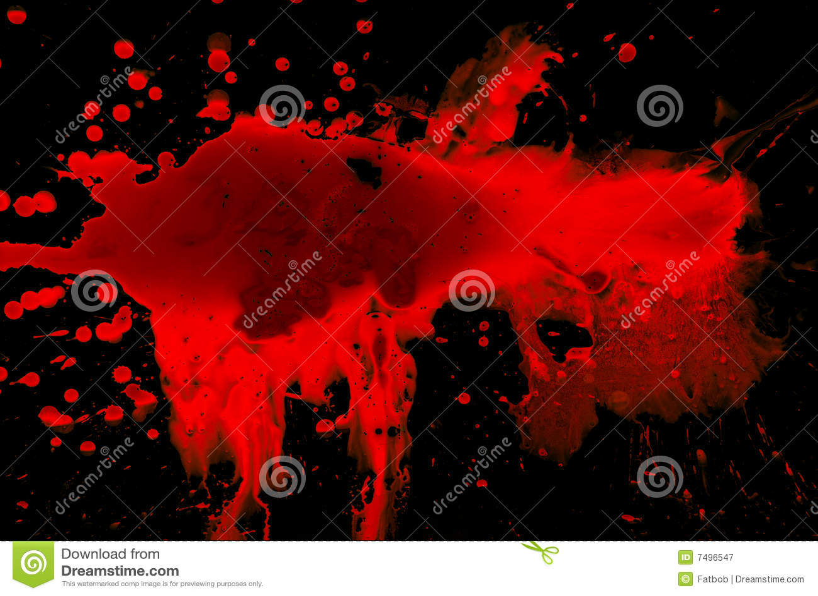 Czarny krew