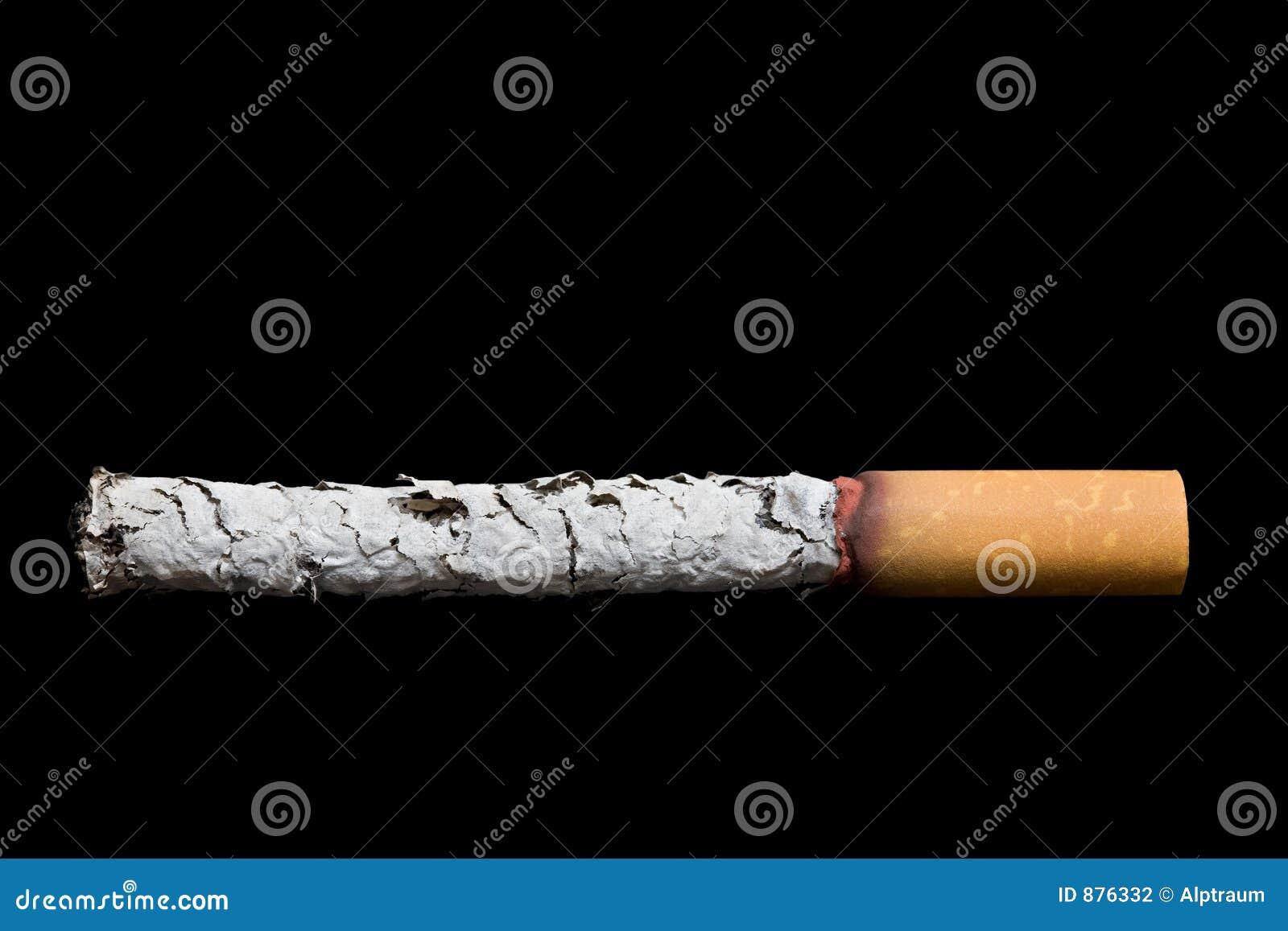 Czarny papierosa