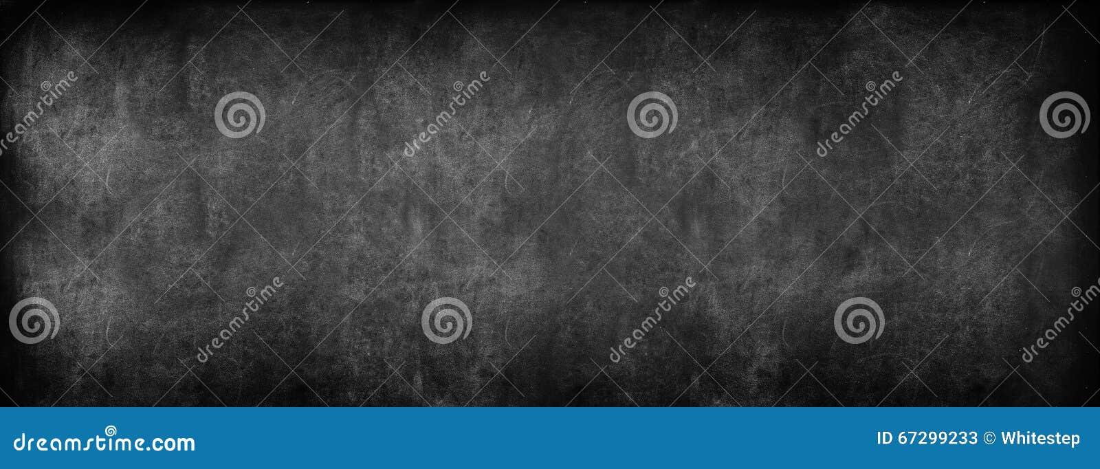 Czarny sala lekcyjnej Blackboard tło Szkolna rocznik tekstura