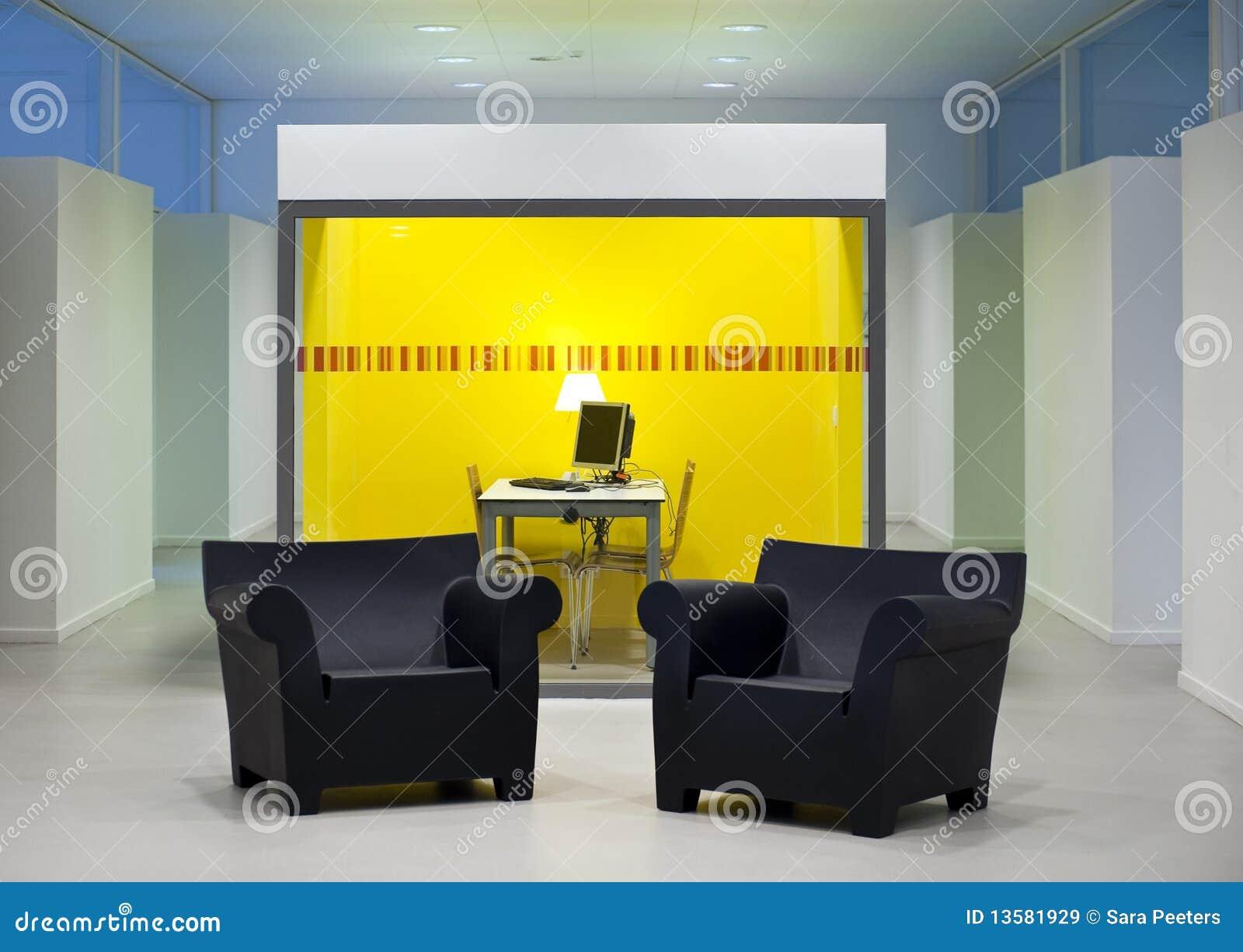 Czarny siedzenia