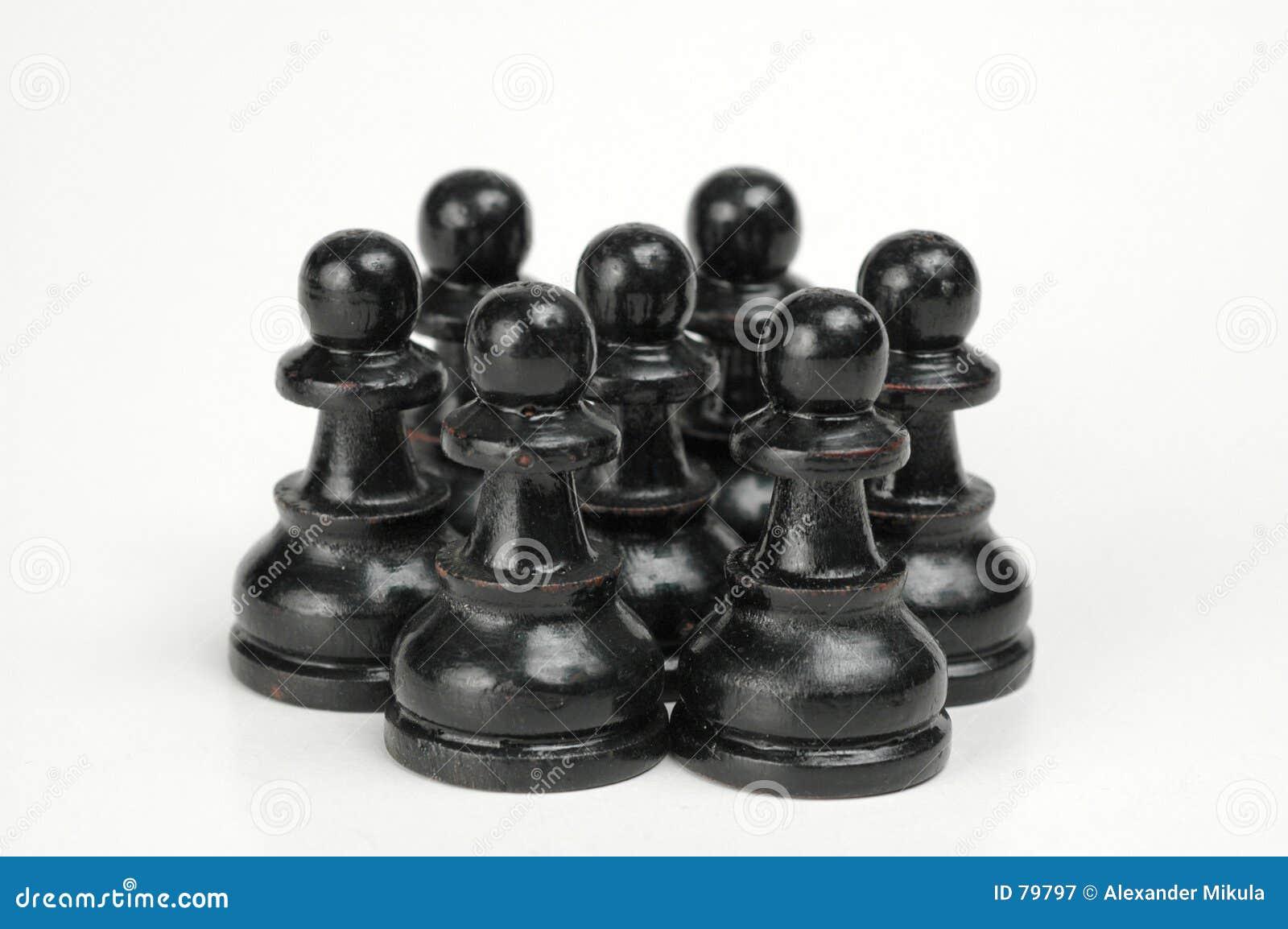 Czarny tłum ii