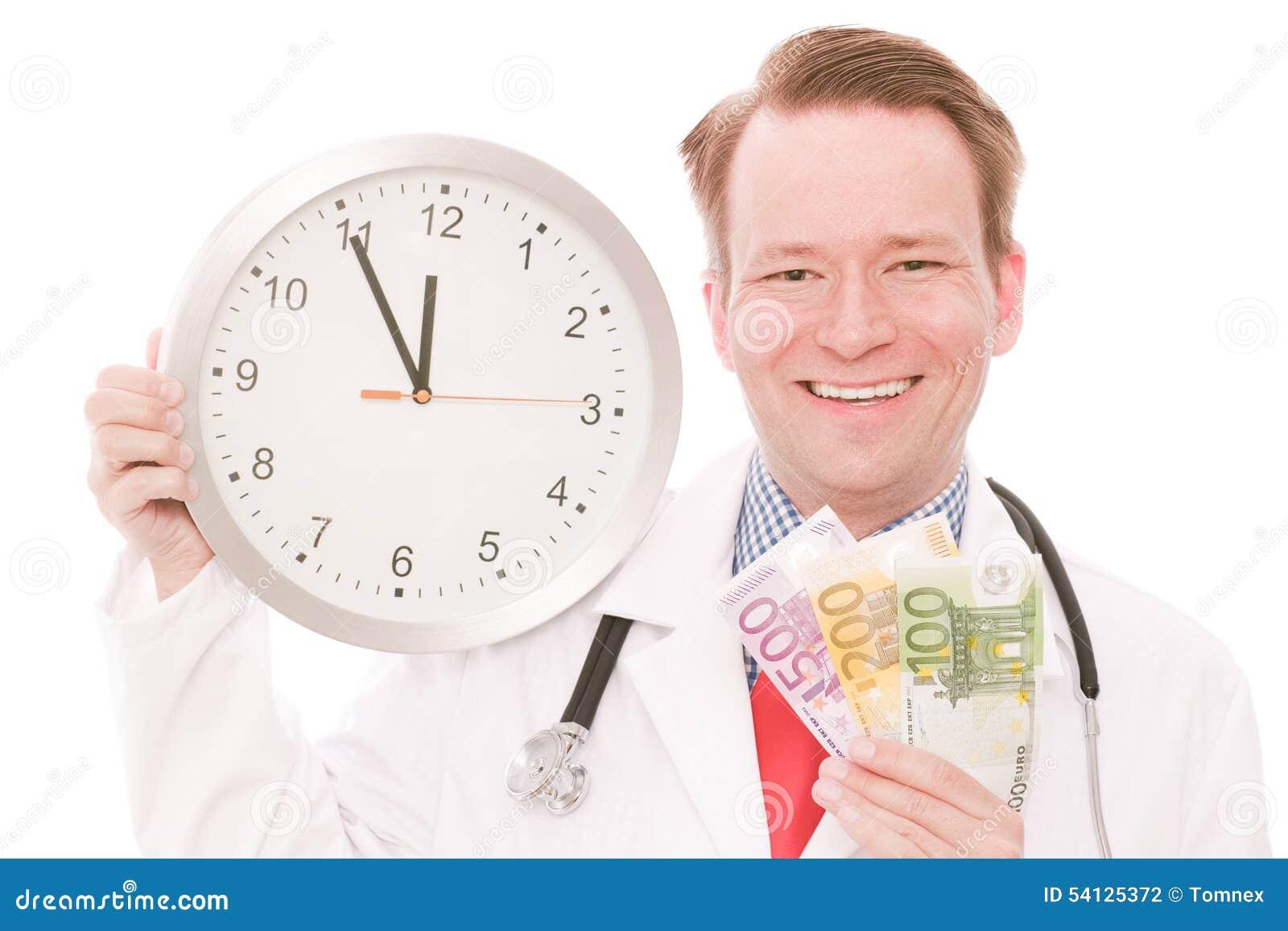 Czas dla medycznych savings