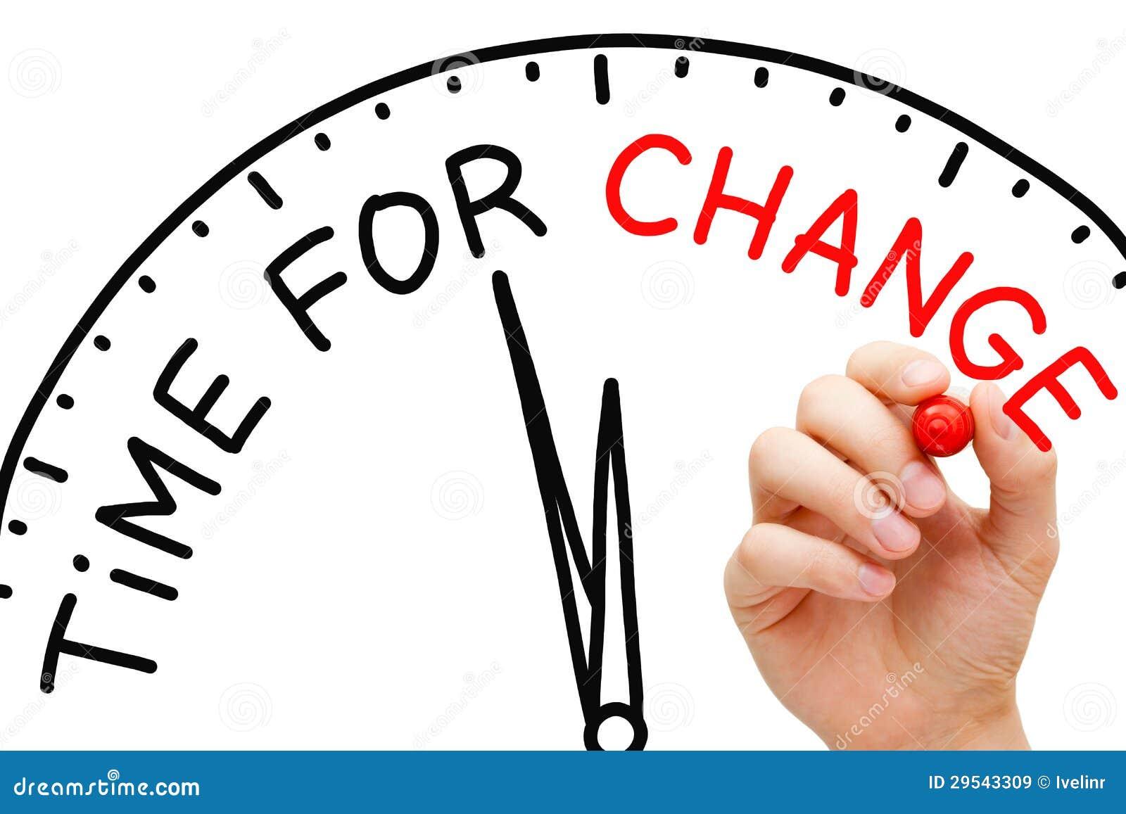 Czas dla zmiany