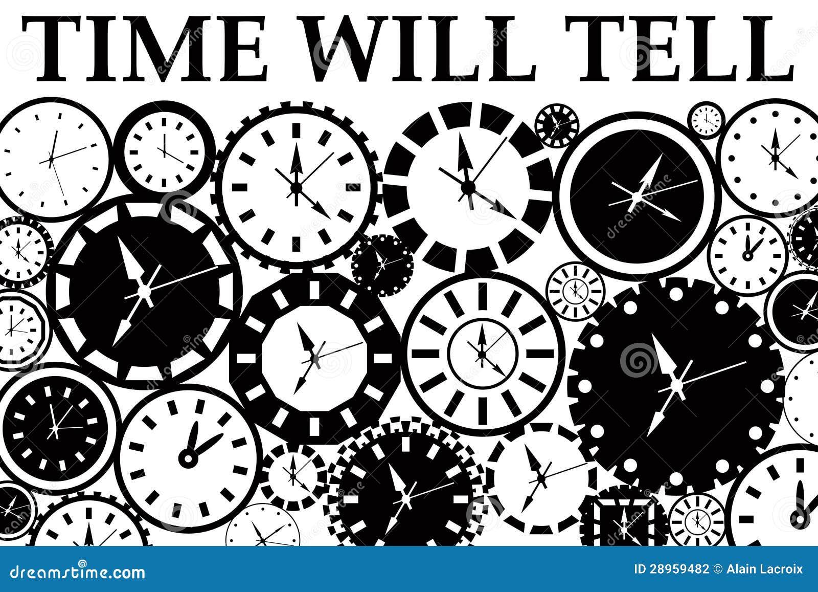 Czas mówi