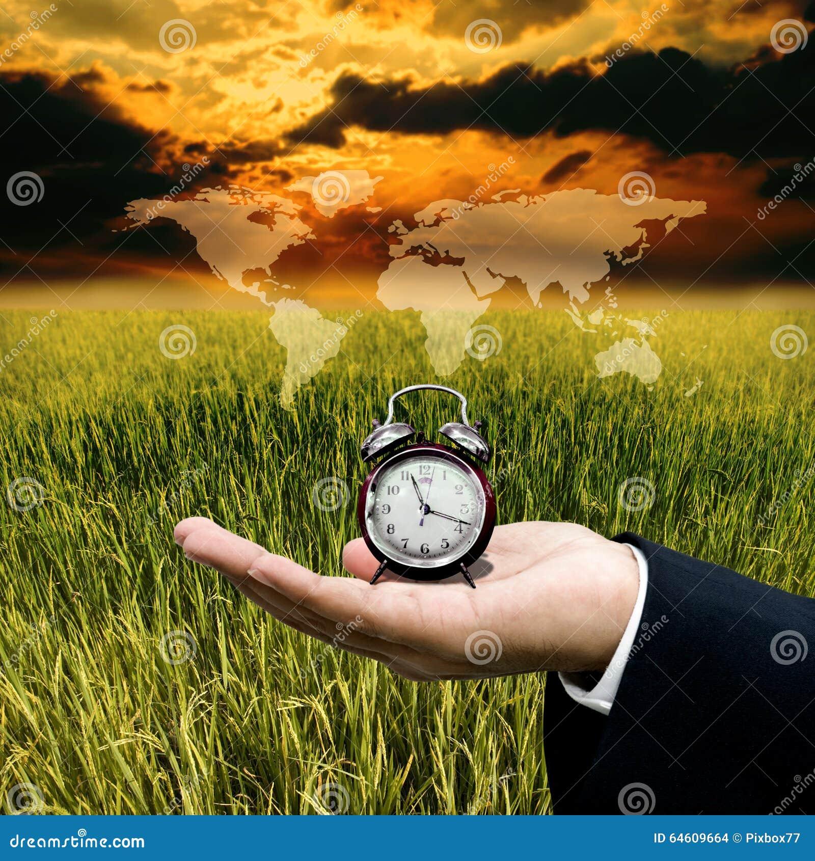 Czas podtrzymywalny biznes