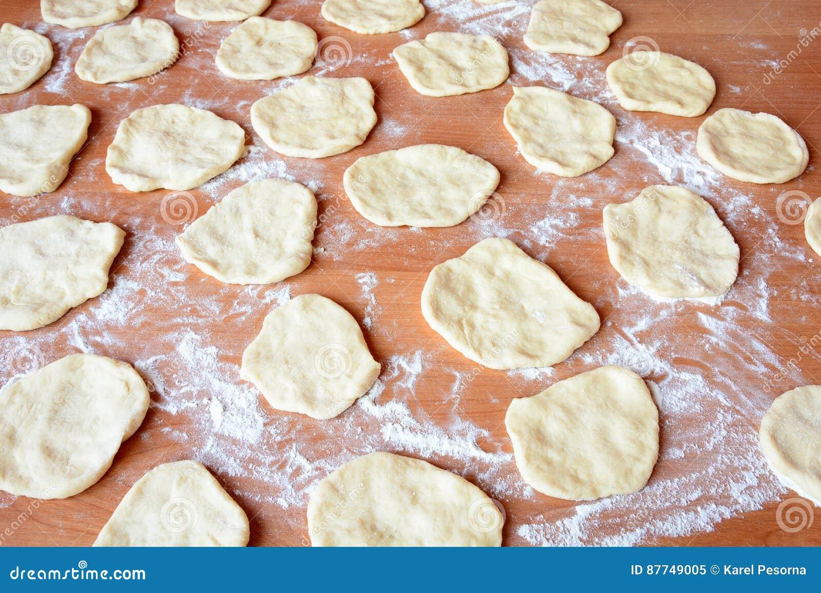 Yeast Dough Patties - Favorite Rural Delicacy 76