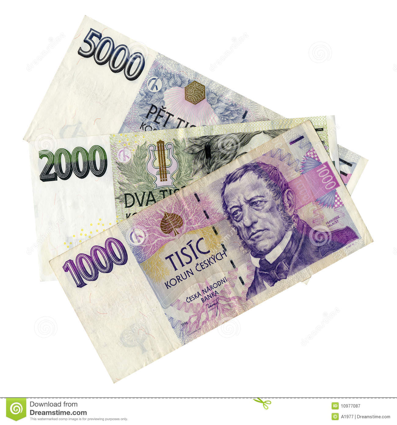 republic czech currency