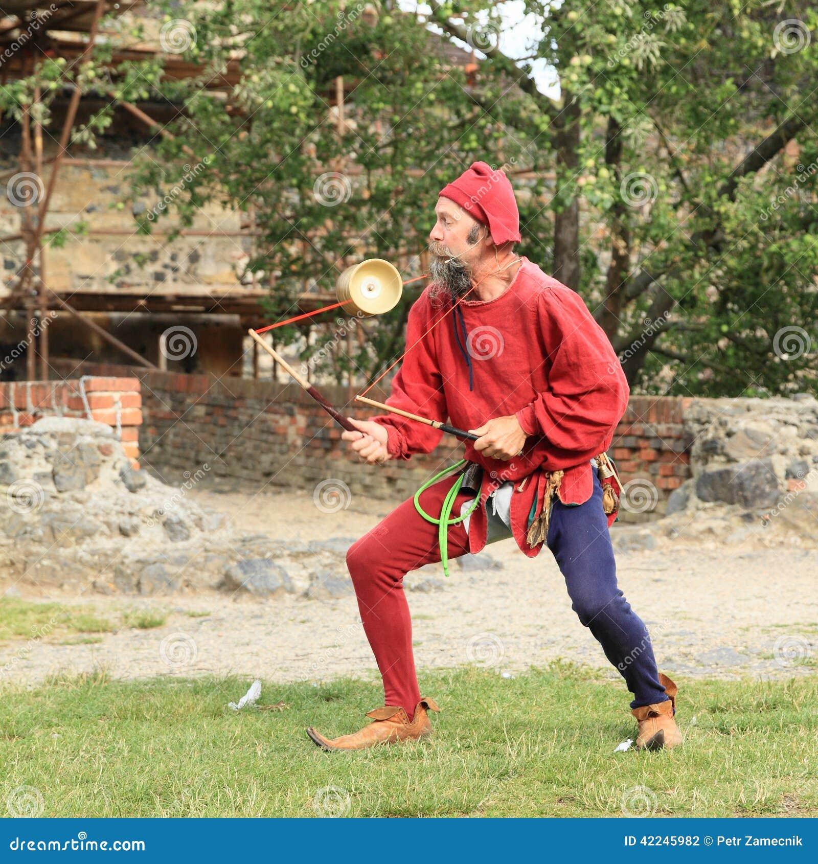 Download Czech Famous Juggler Zdenek Vlcek Editorial Photography - Image of vlcek, republic: 42245982
