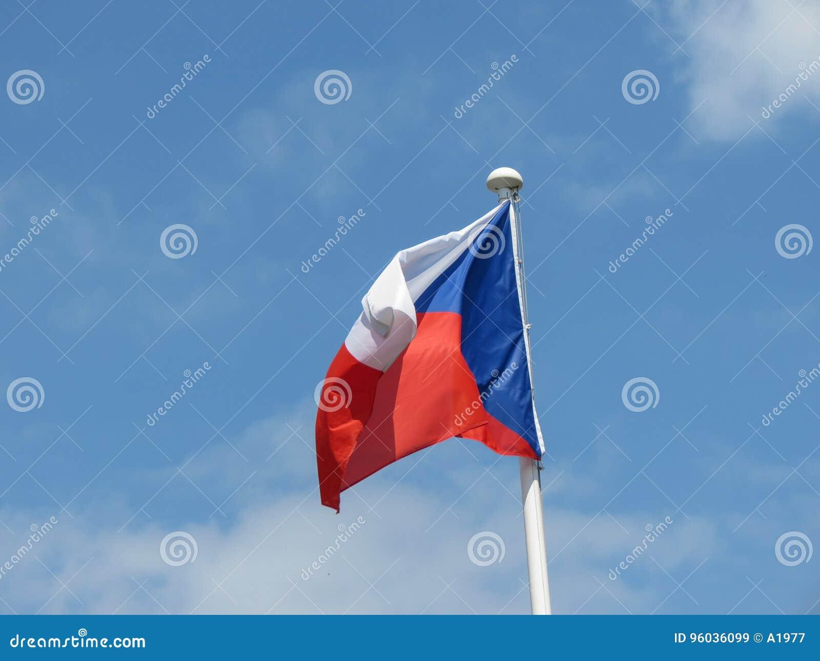 Czech flaga republika czech
