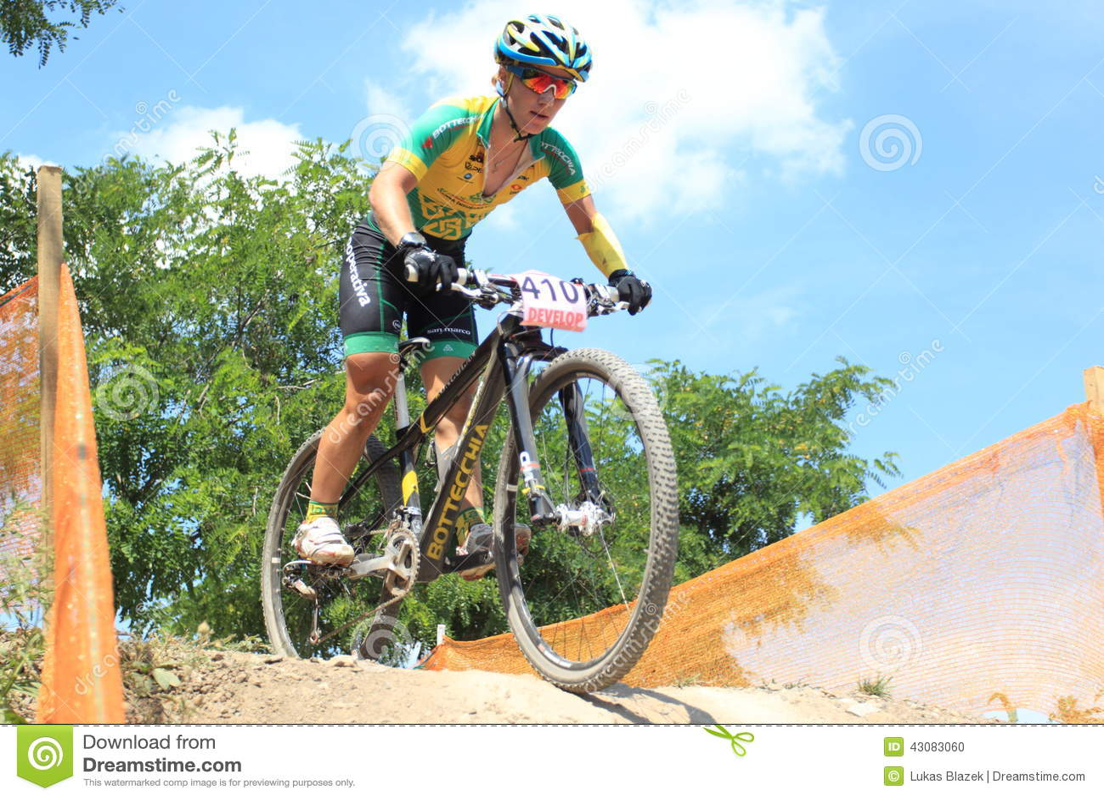 Czech women MTB cross country