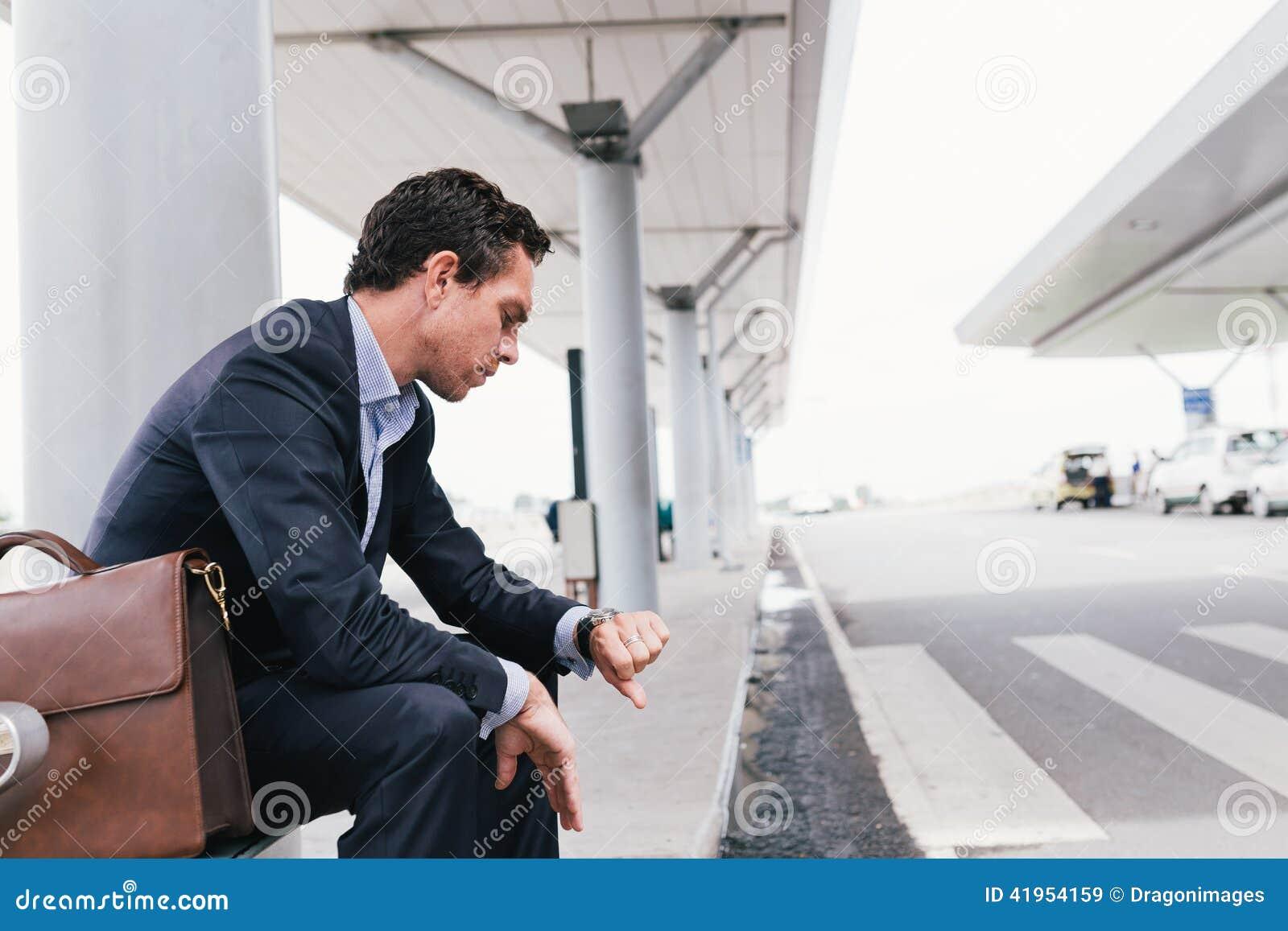 Czekać taxi