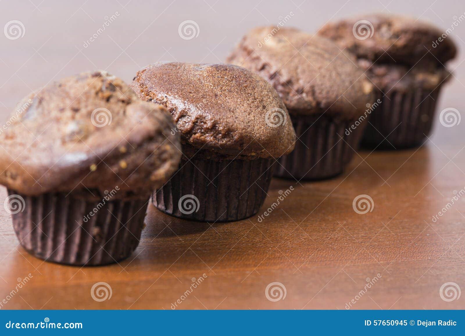 Czekoladowi muffins