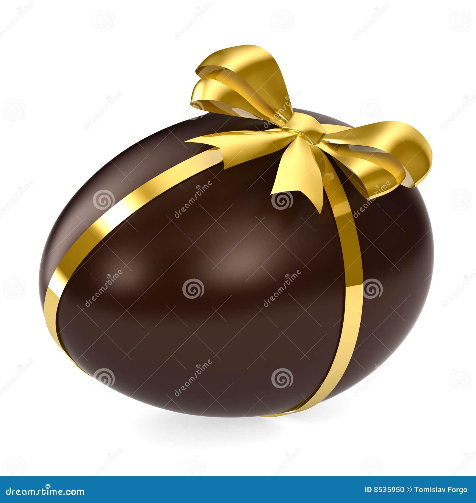 Czekoladowy jajko