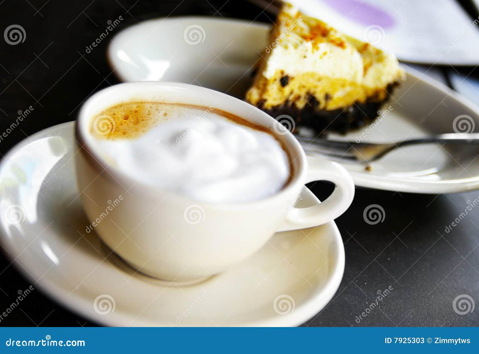 Czekoladowy kawowy kulebiak