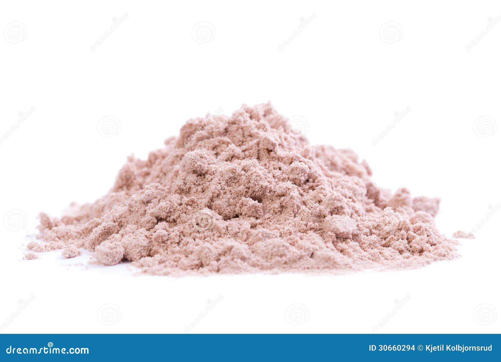 Czekoladowy proteina proszek z Stevia
