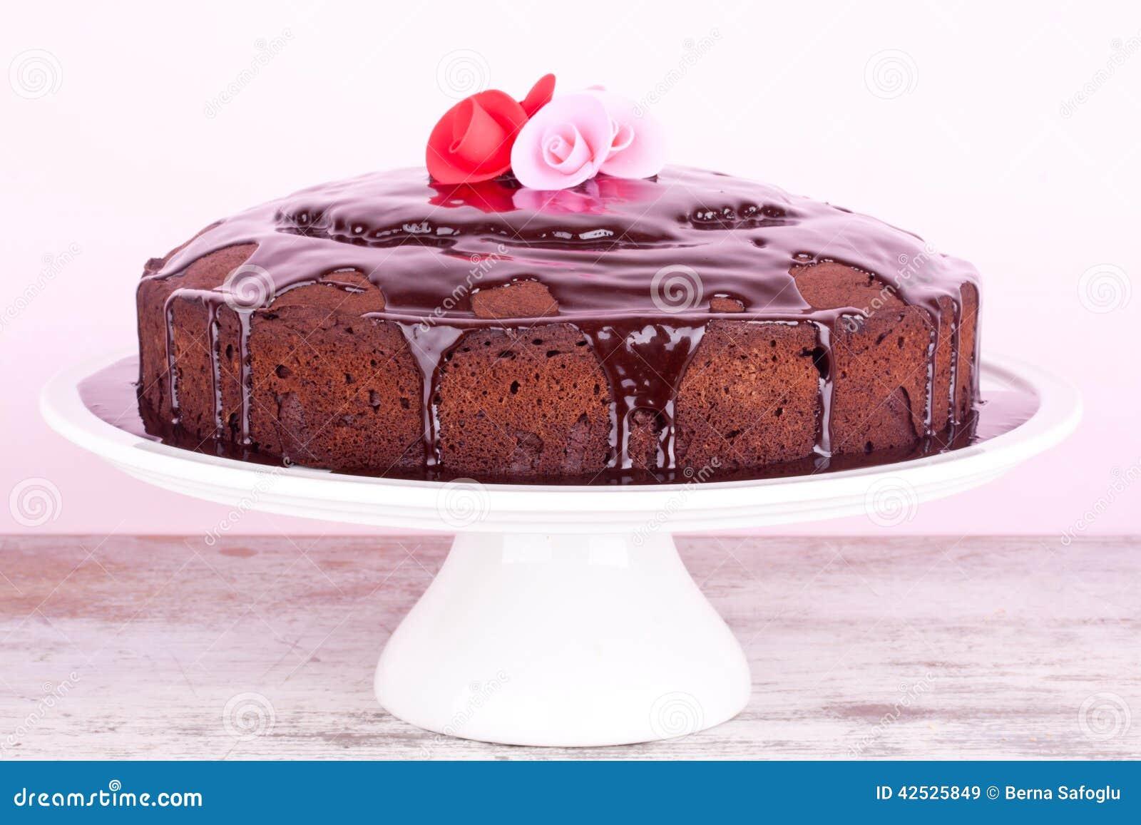 Czekoladowy tort