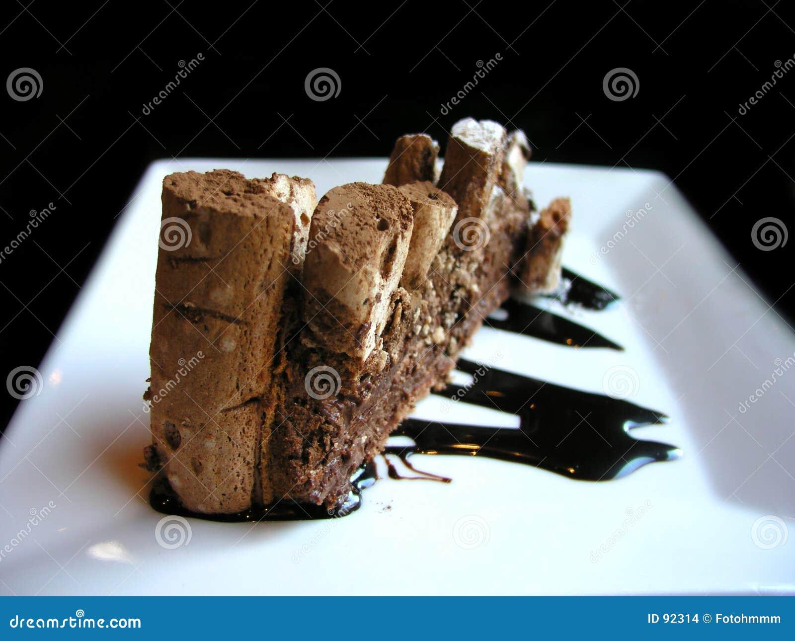 Czekoladowy tort kawowy przepyszne
