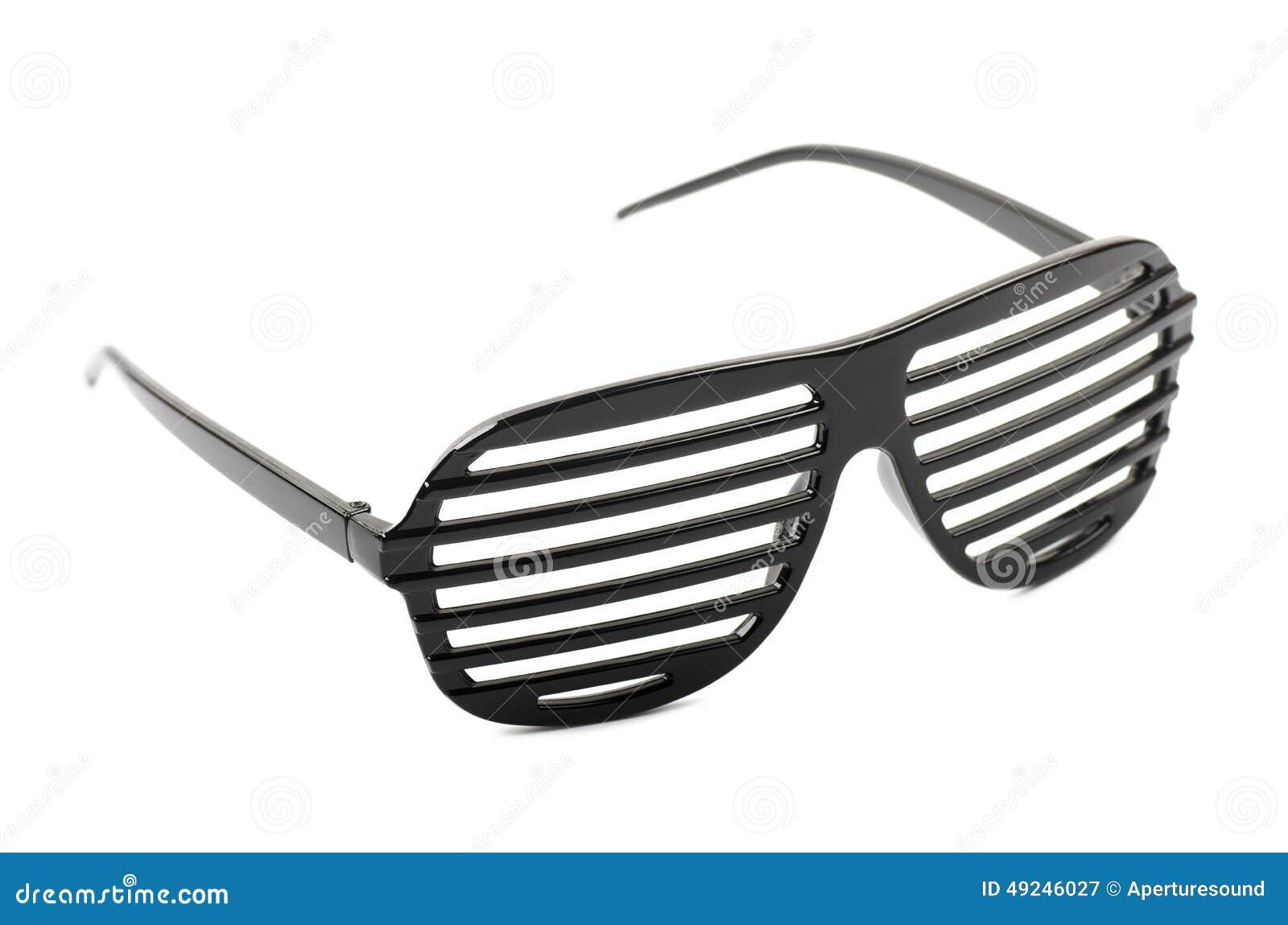 Czerń cieni okulary przeciwsłonecznych