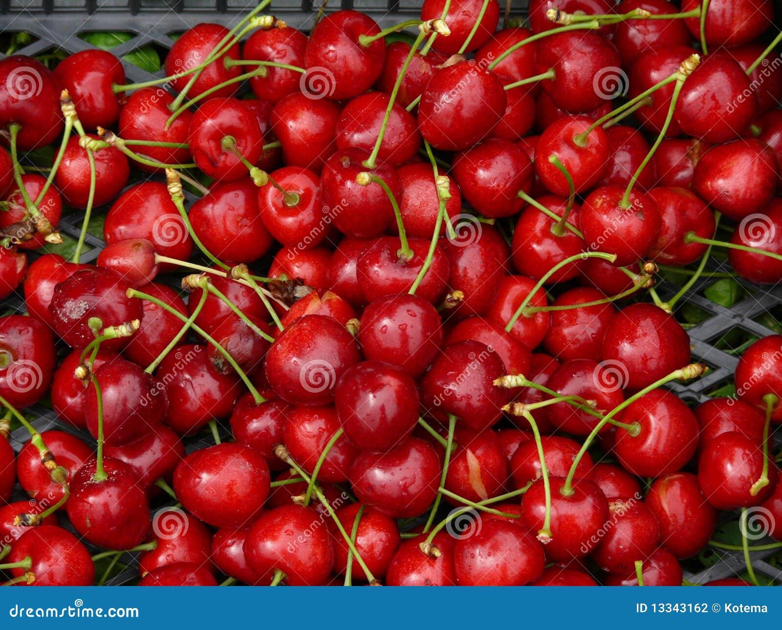 Czereśniowa czerwień