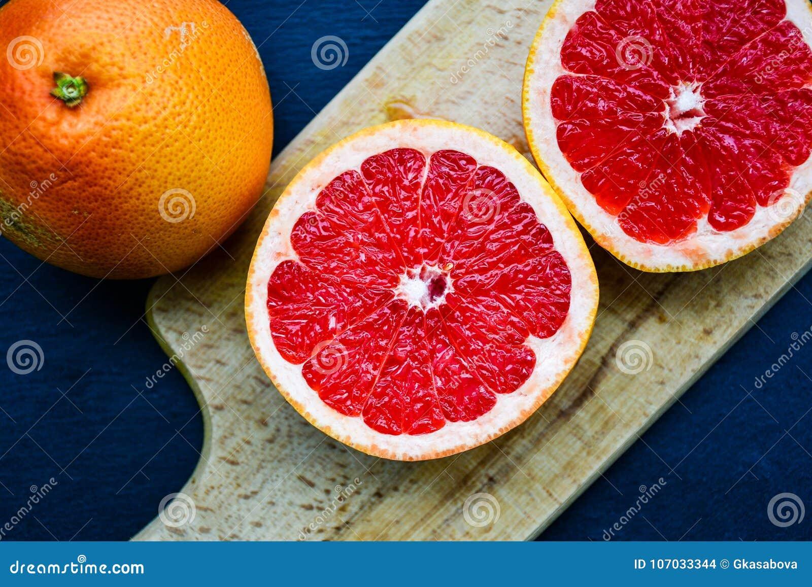 Czerwień grapefruitowa