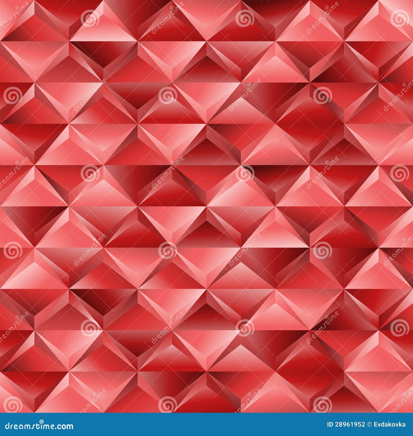 Czerwona bezszwowa tekstura