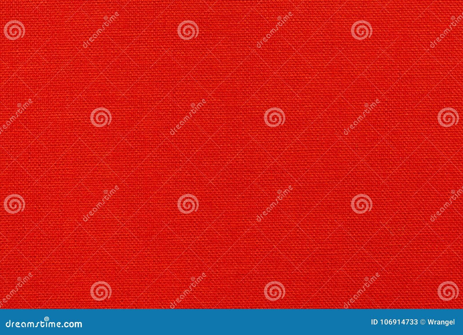 Czerwona tekstylna konsystencja
