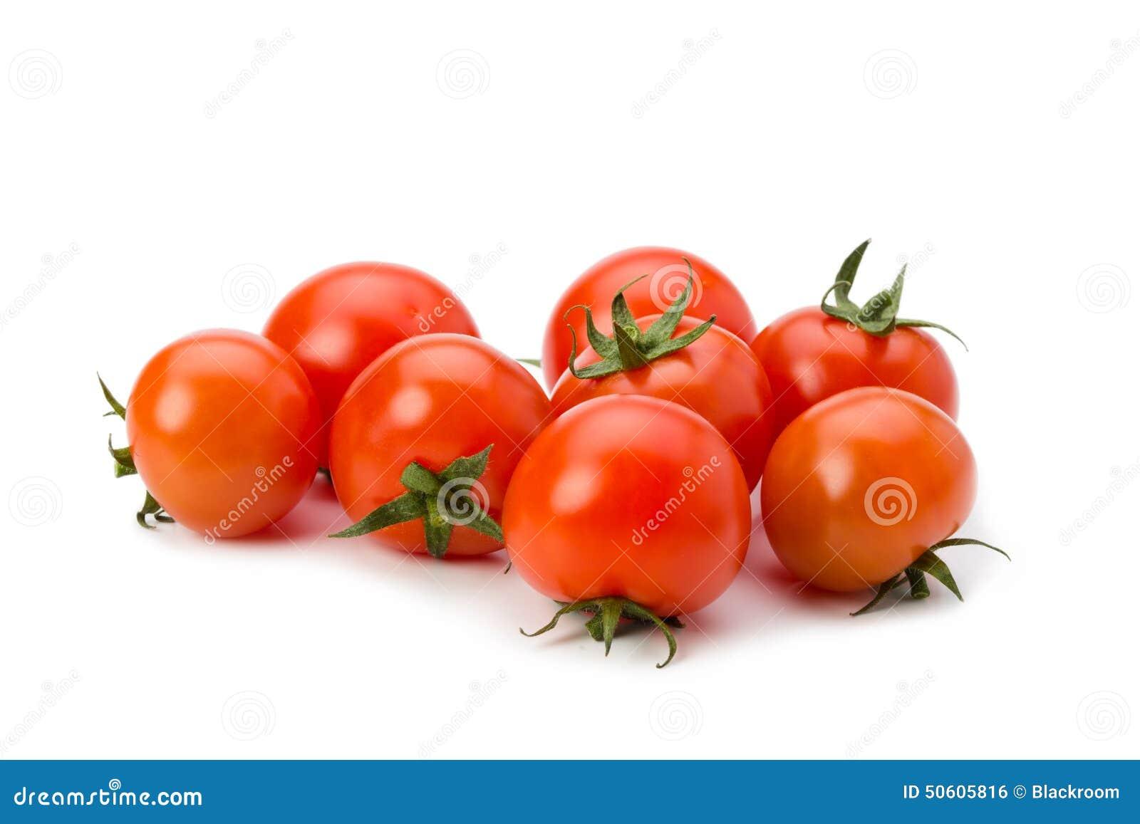 Czerwone pomidorów