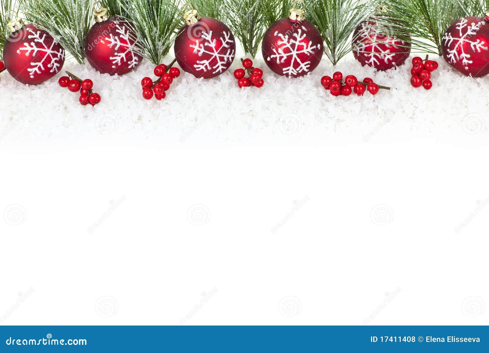 Czerwoni boże narodzenie rabatowi ornamenty