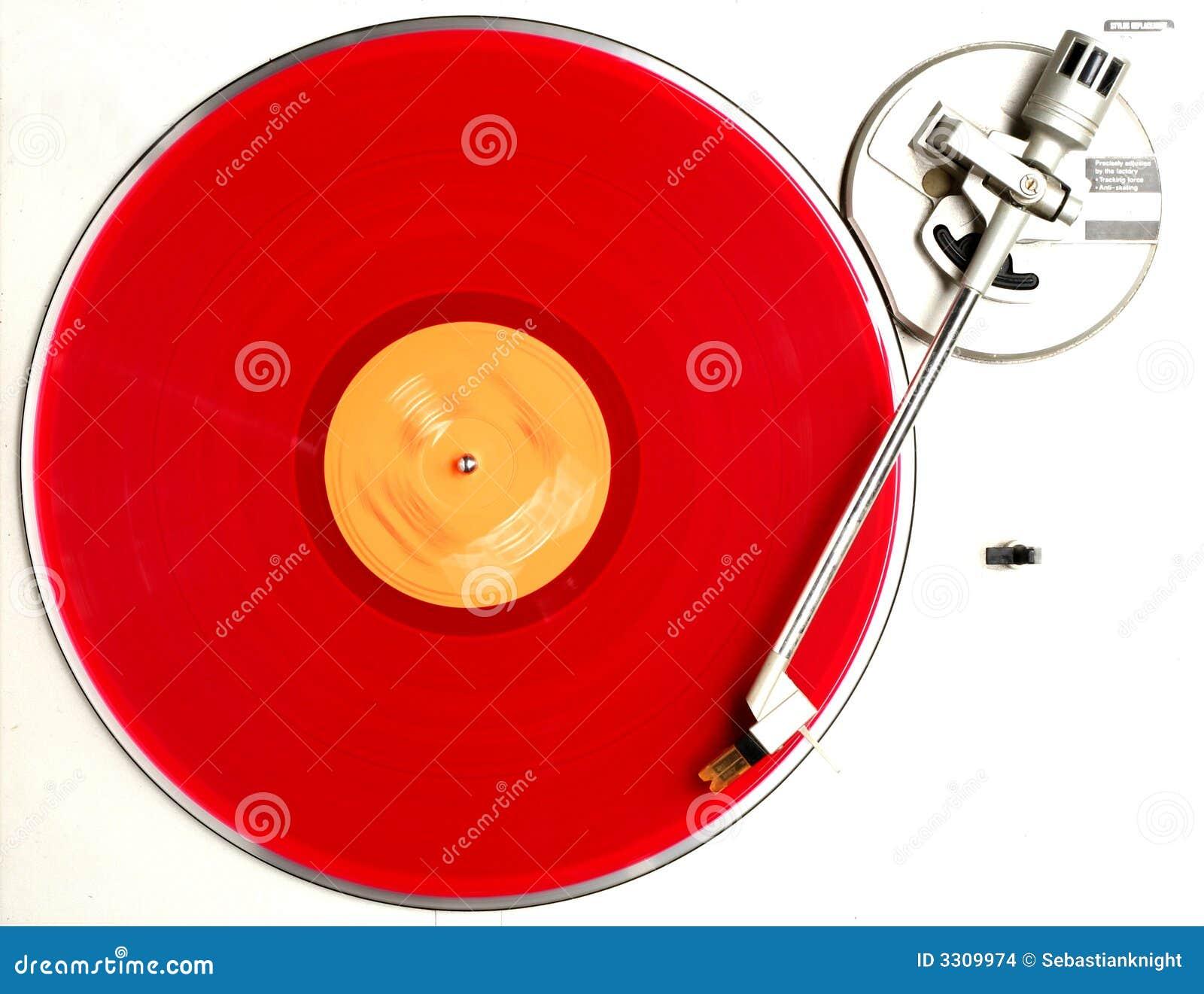 Czerwony albumowa