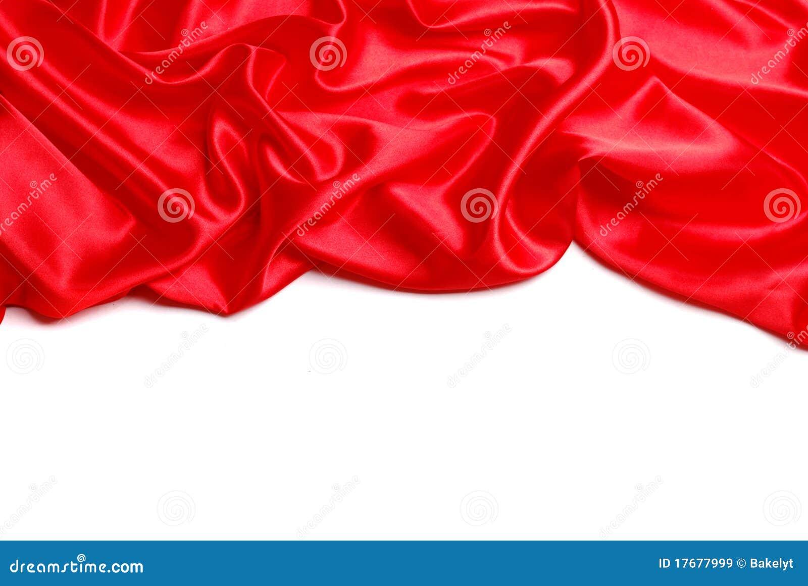 Czerwony atłas