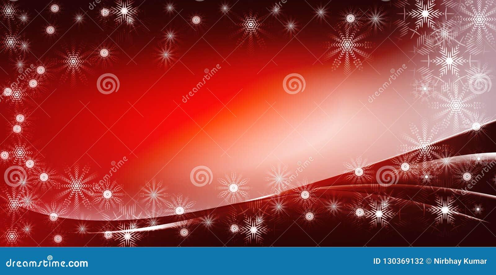 Czerwony Bożenarodzeniowy jaskrawy gradientowy tło