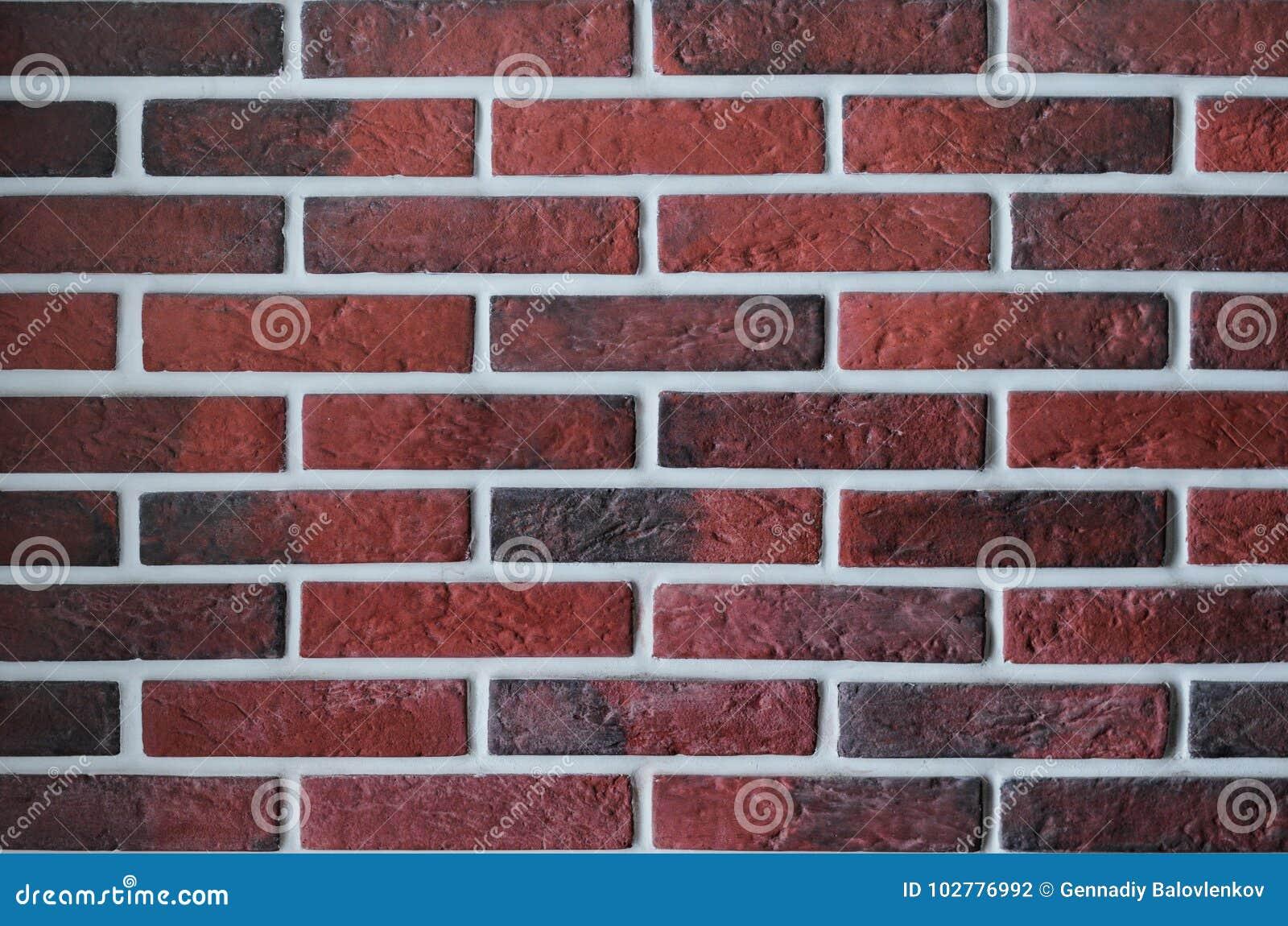Czerwony brickwork
