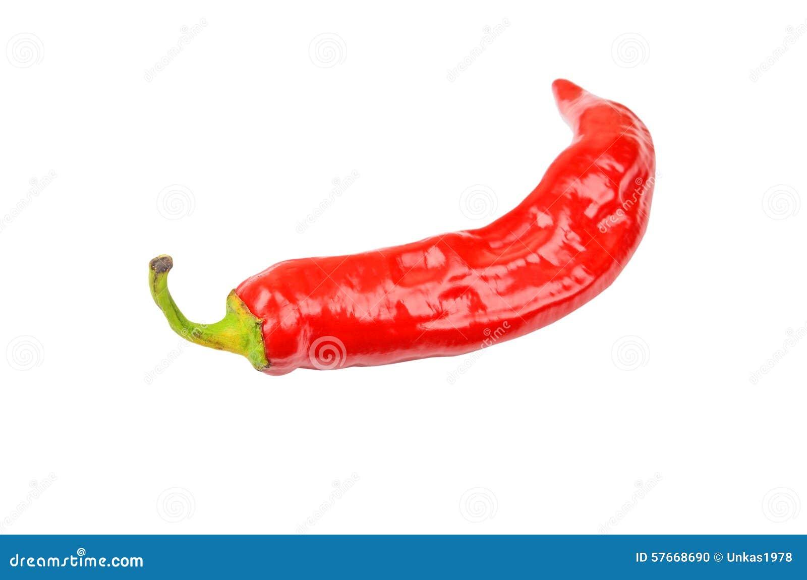 Czerwony Cayenne chili pieprz