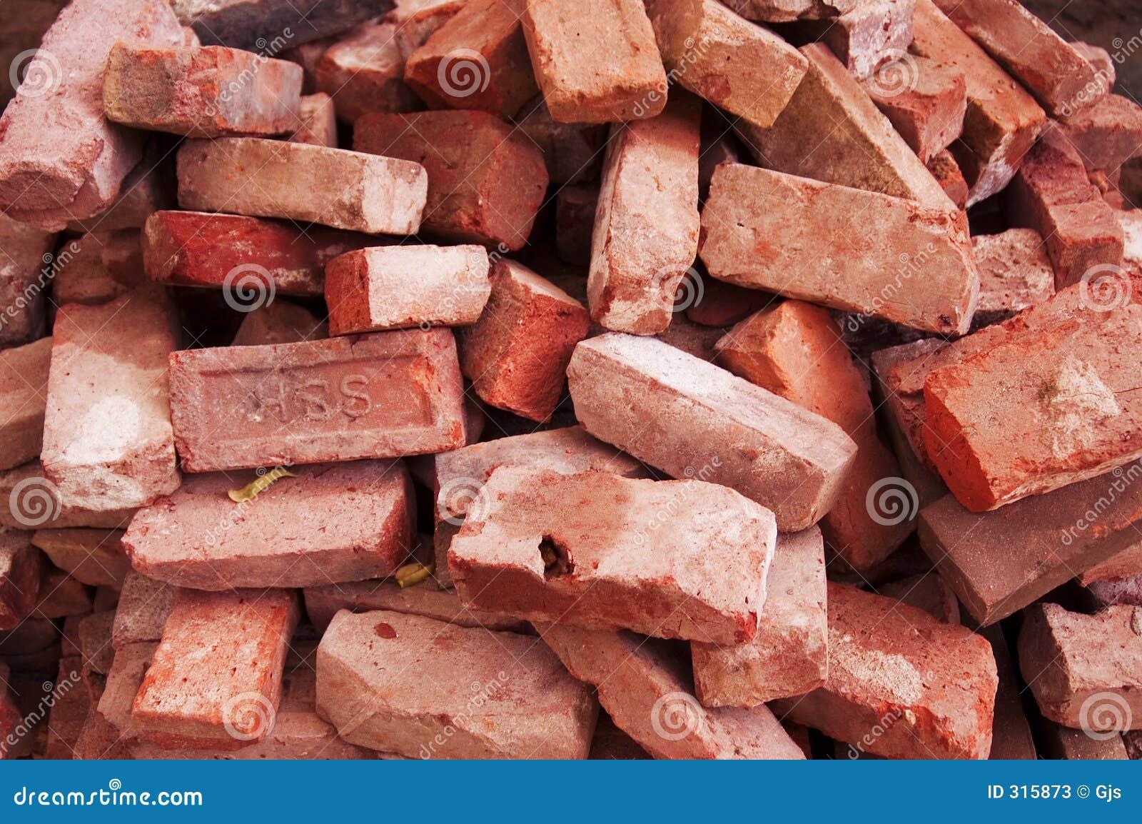 Czerwony cegły