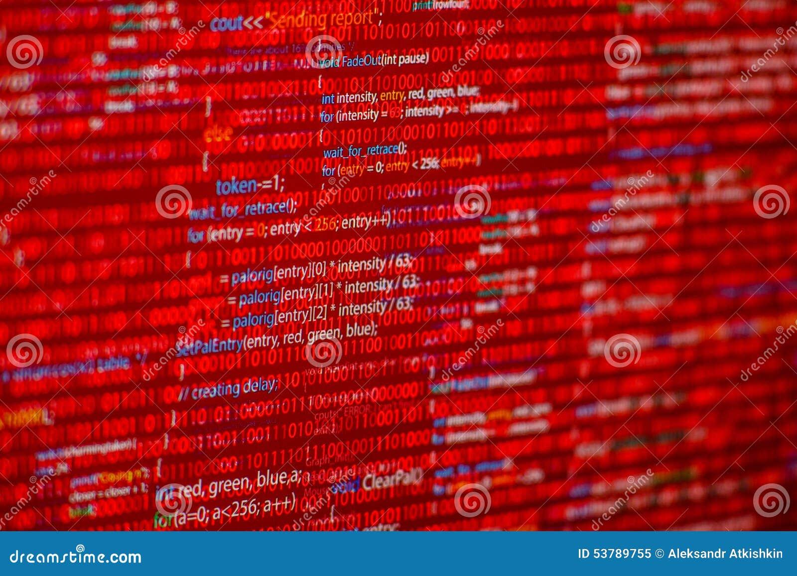 Czerwony kod