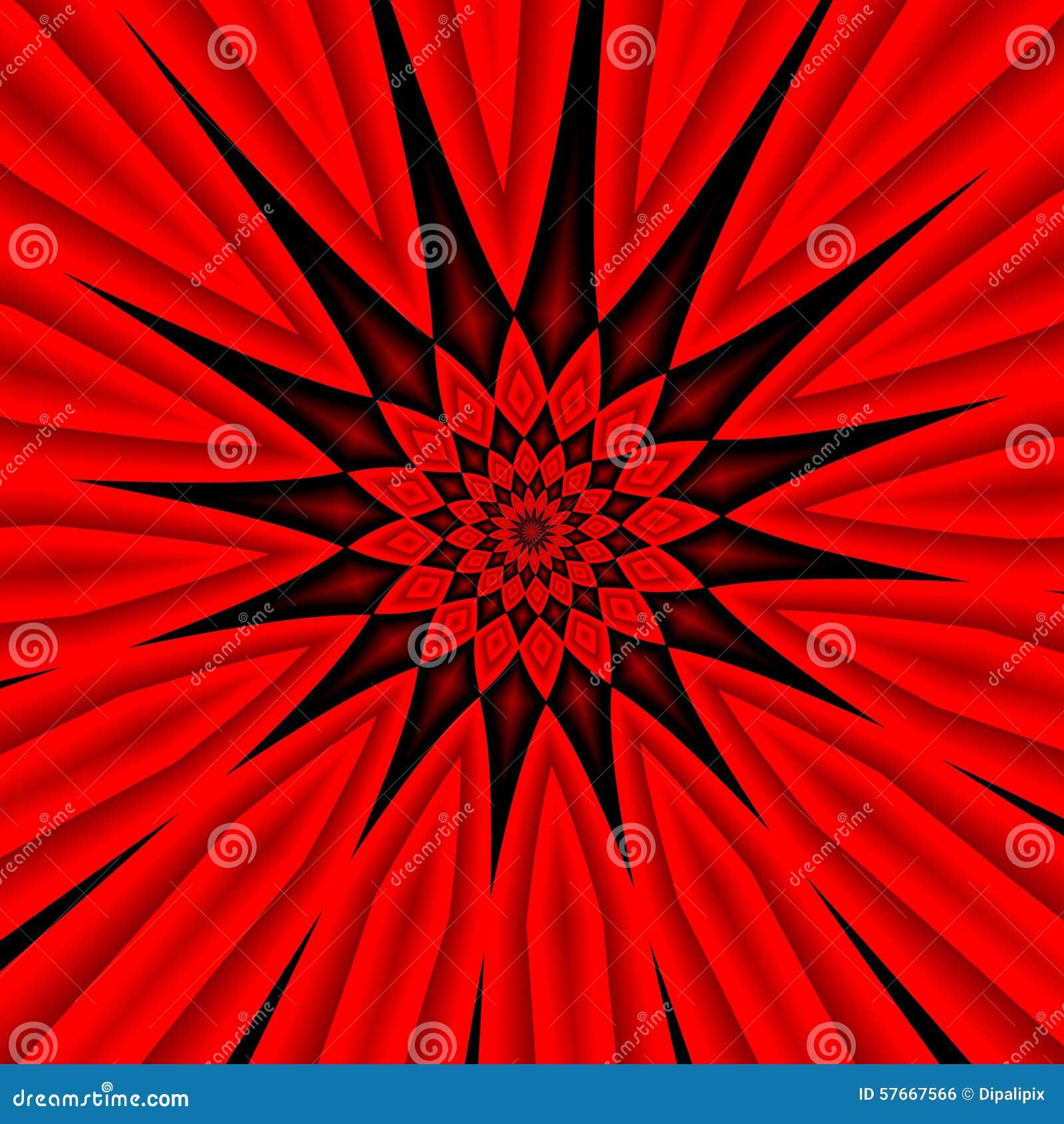Czerwony tło