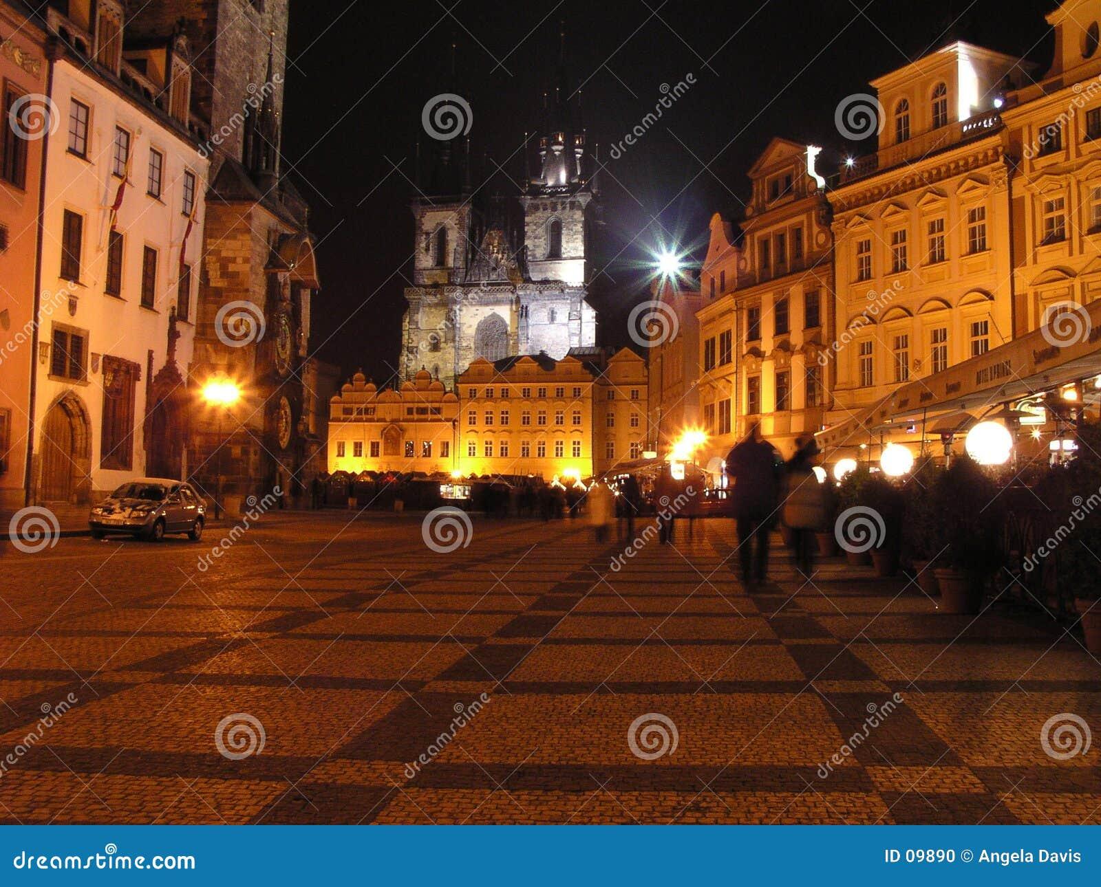 Czeski 1 republiki Prague square
