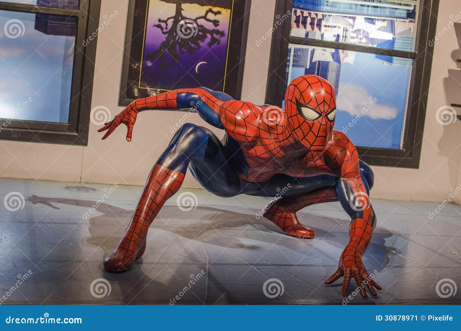 Czlowiek-pająk
