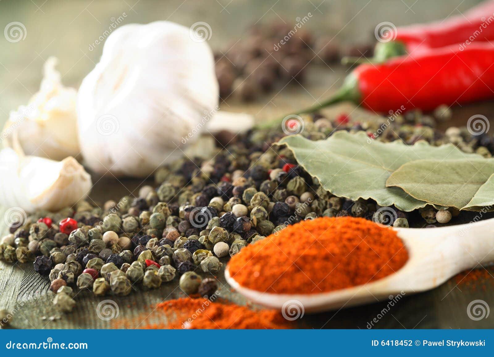 Czosnek chili pepper