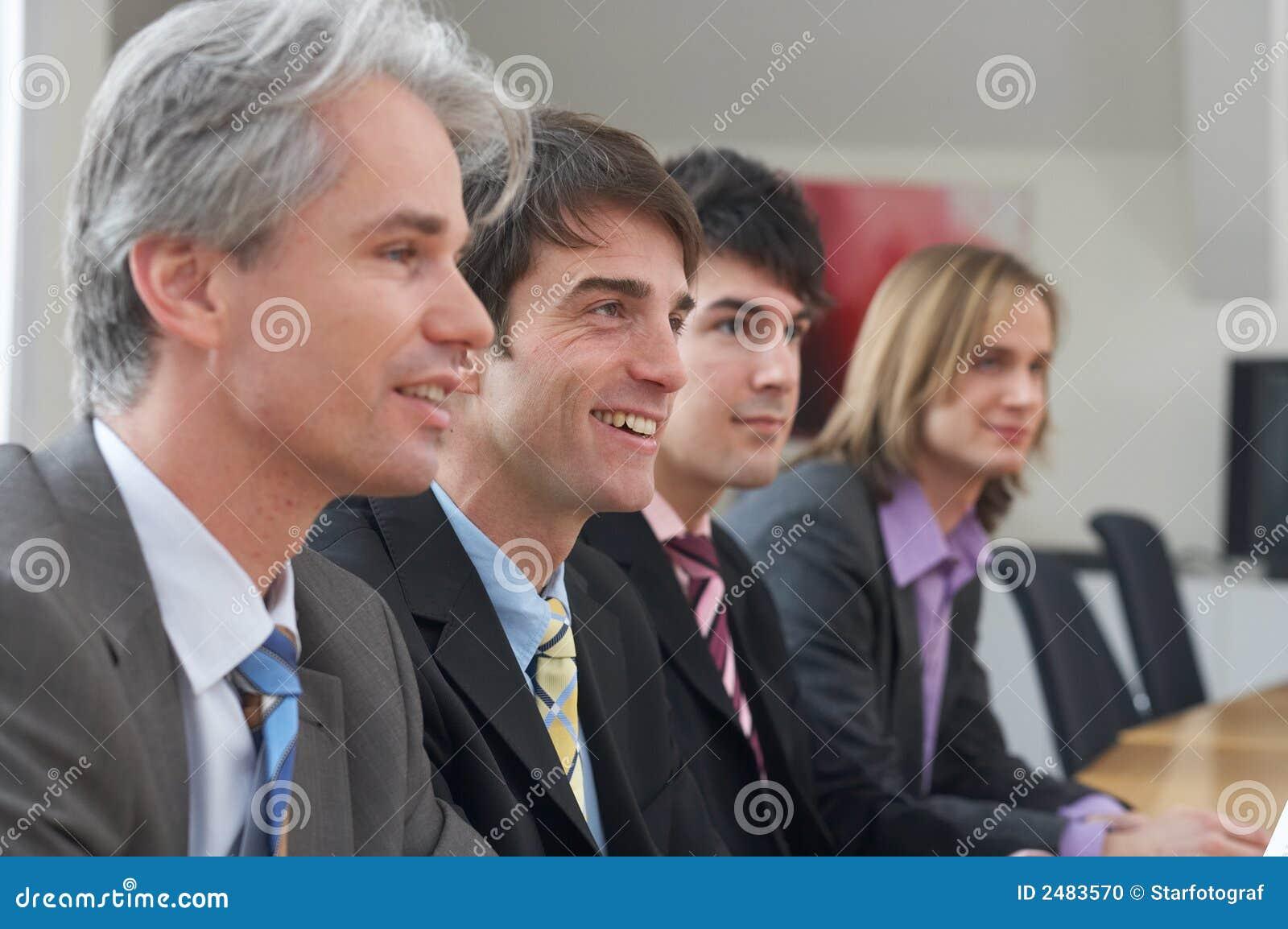 Czterech ludzi seminaryjnego