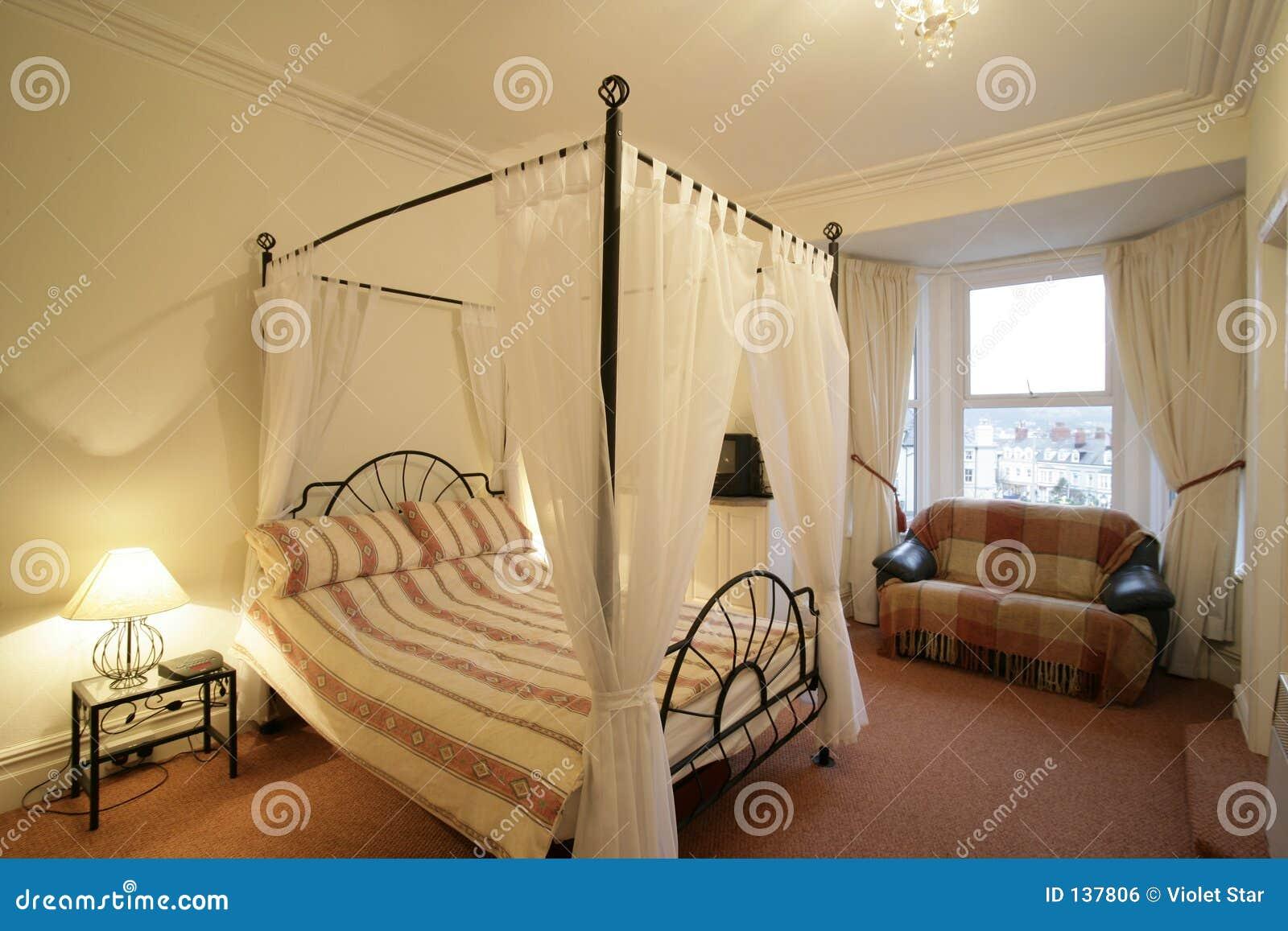 Cztery plakat łóżka