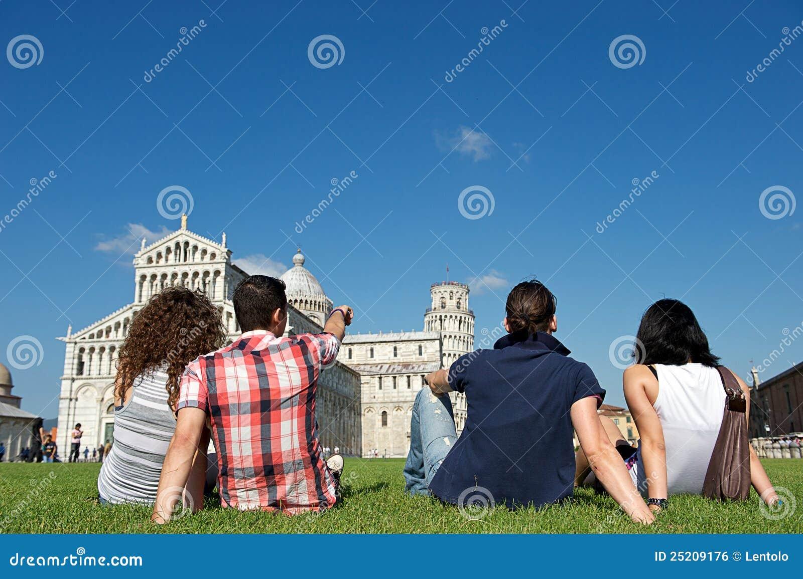 Cztery przyjaciół Pisa urlopowy target758_0_