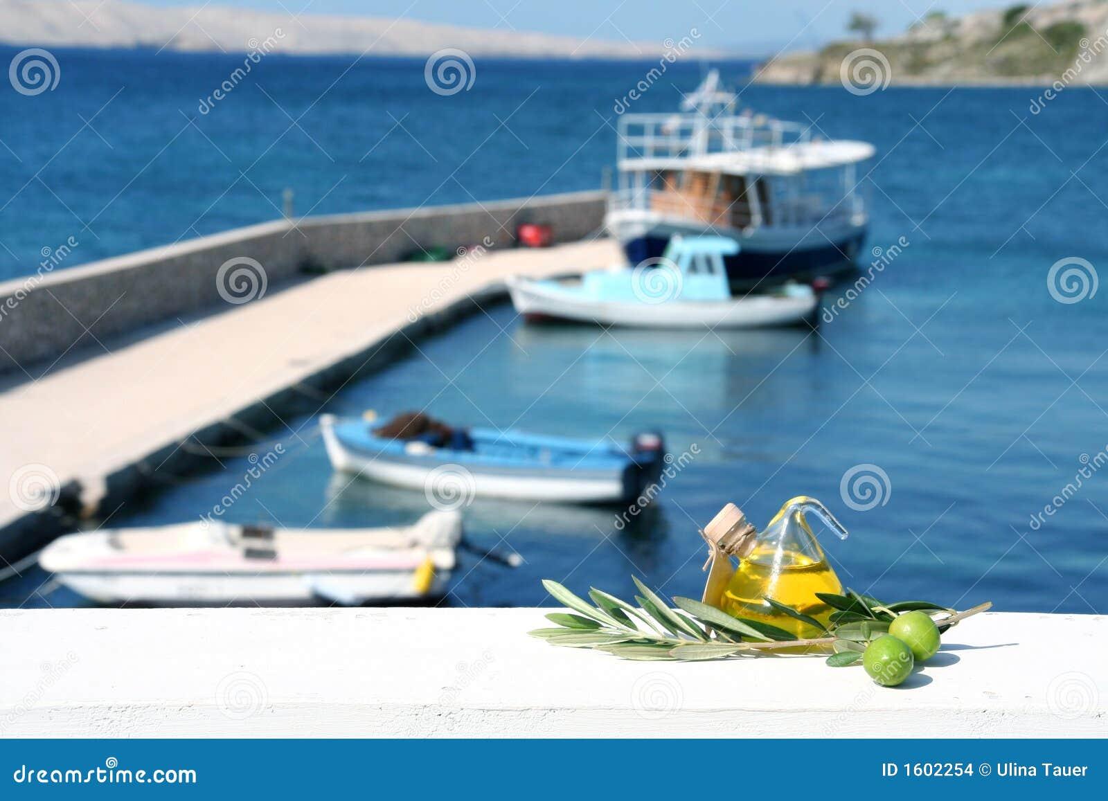Czuć 4 morza Śródziemnego