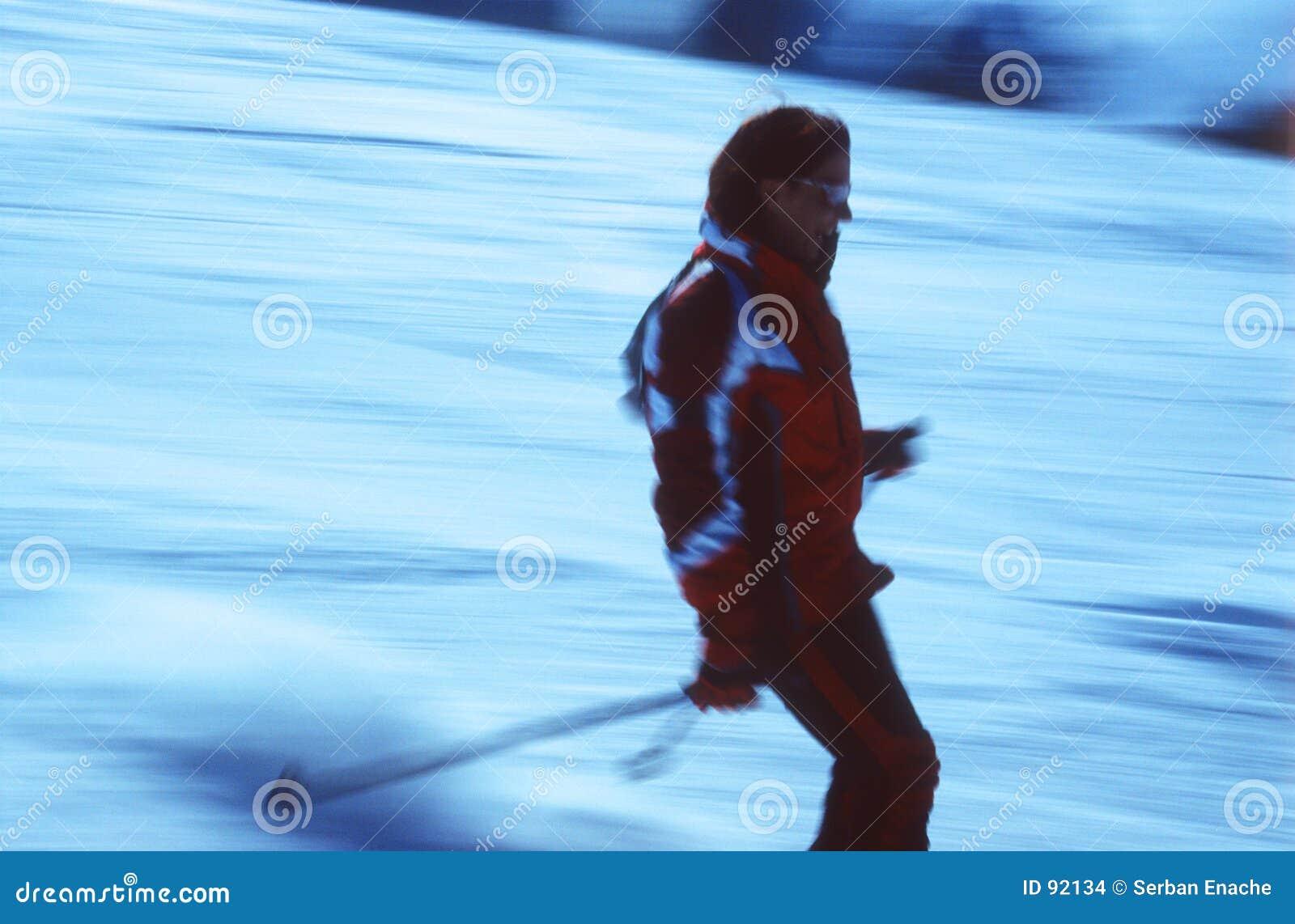 Czyny 3 narciarka
