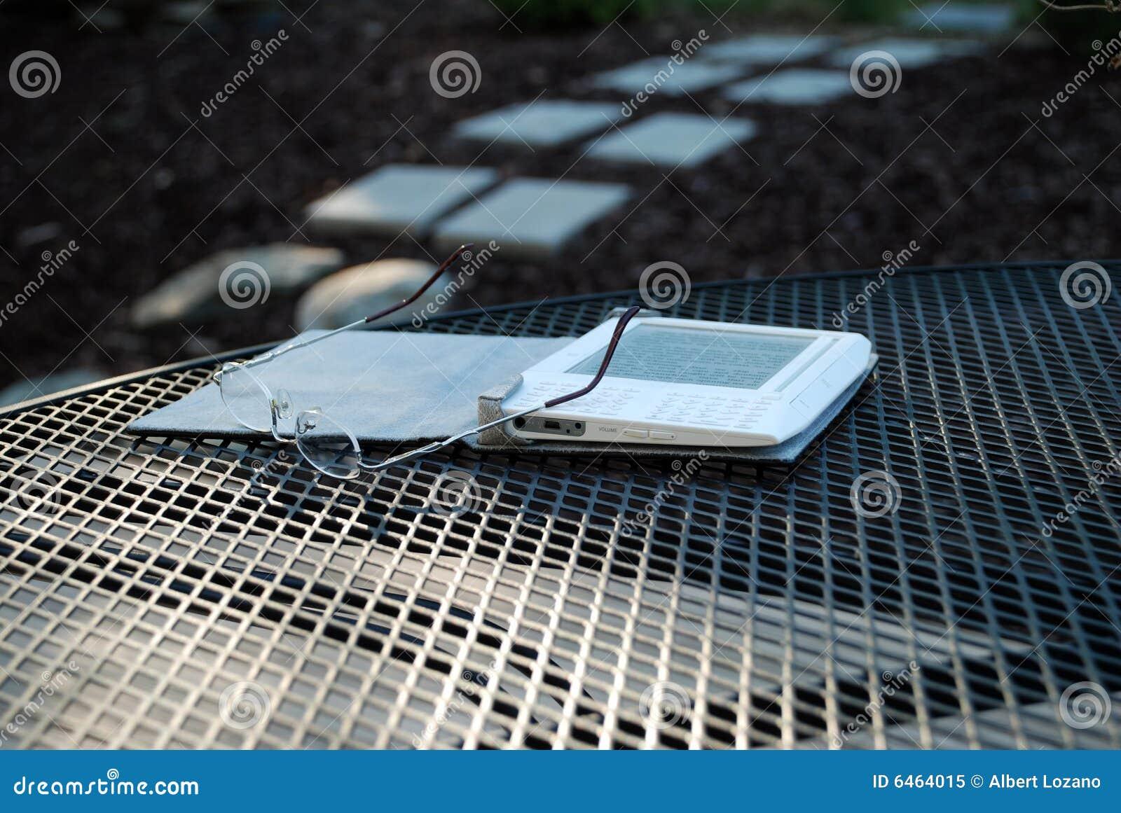 Czytelnik elektronicznego